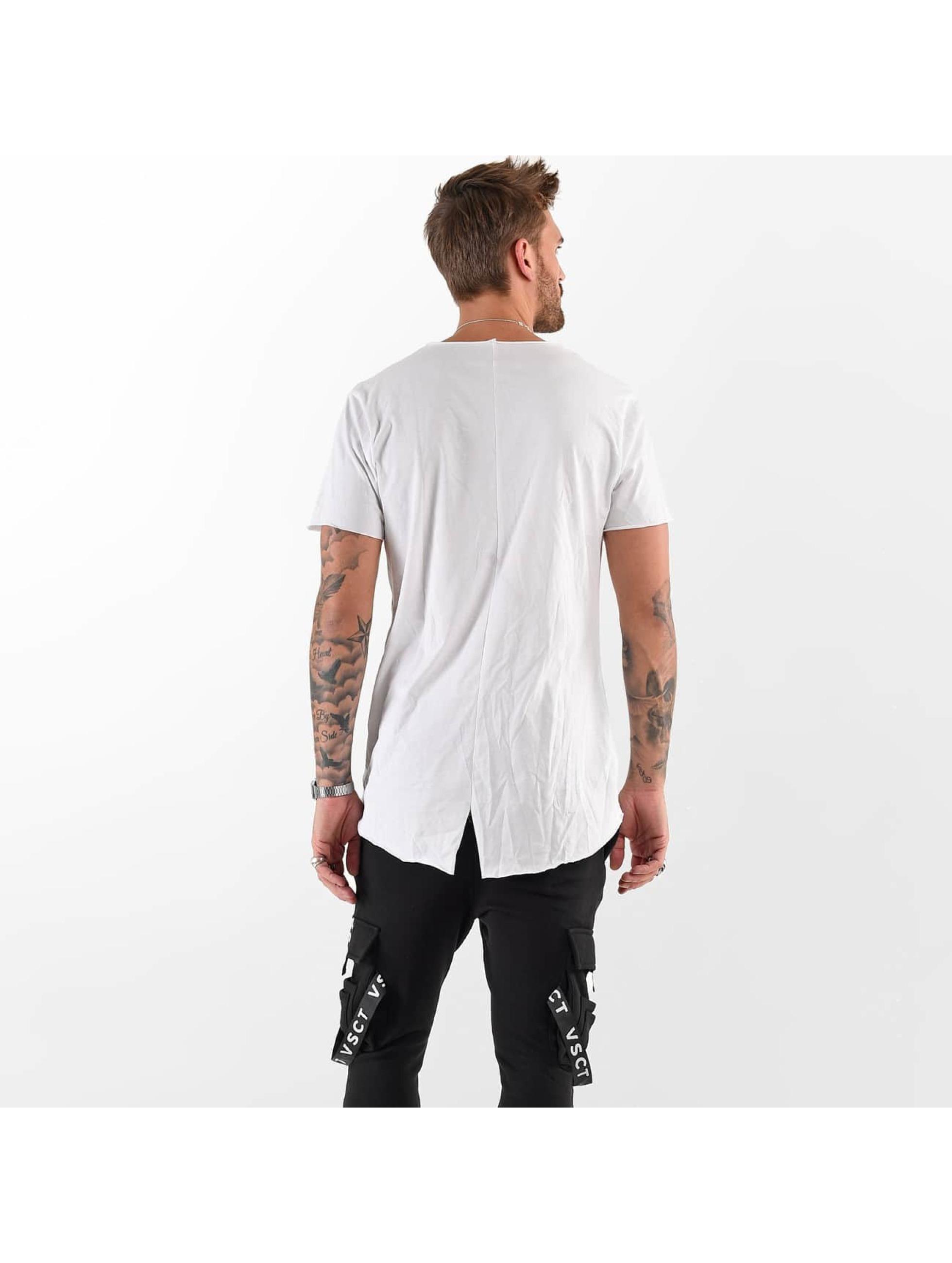 VSCT Clubwear T-Shirt Laser Cut blanc