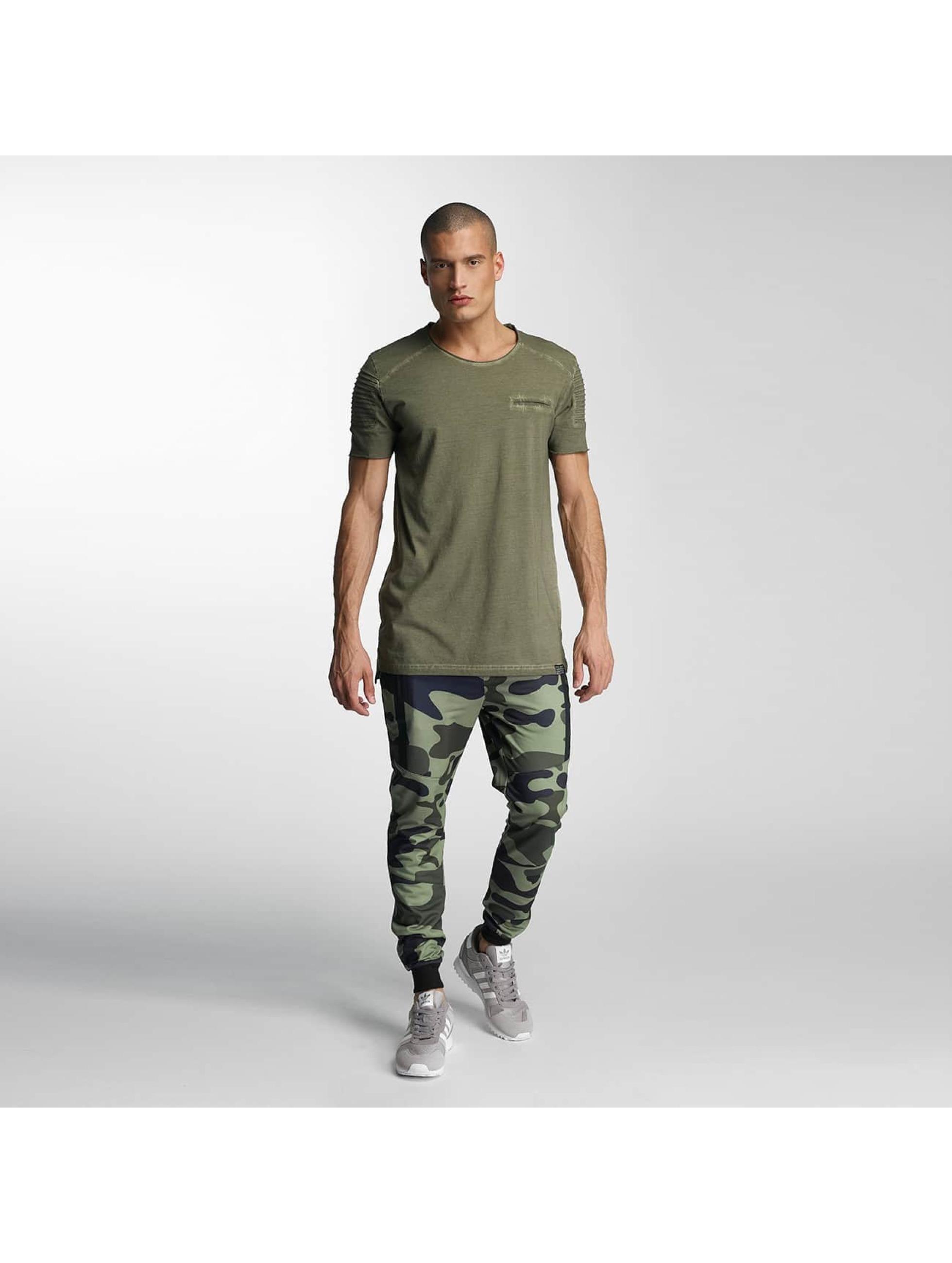 VSCT Clubwear T-Shirt Biker kaki