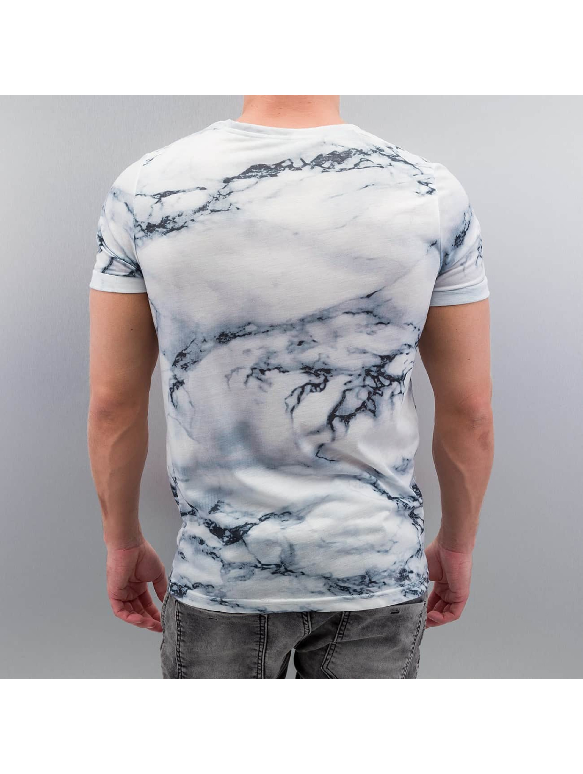 VSCT Clubwear T-Shirt White Marble weiß