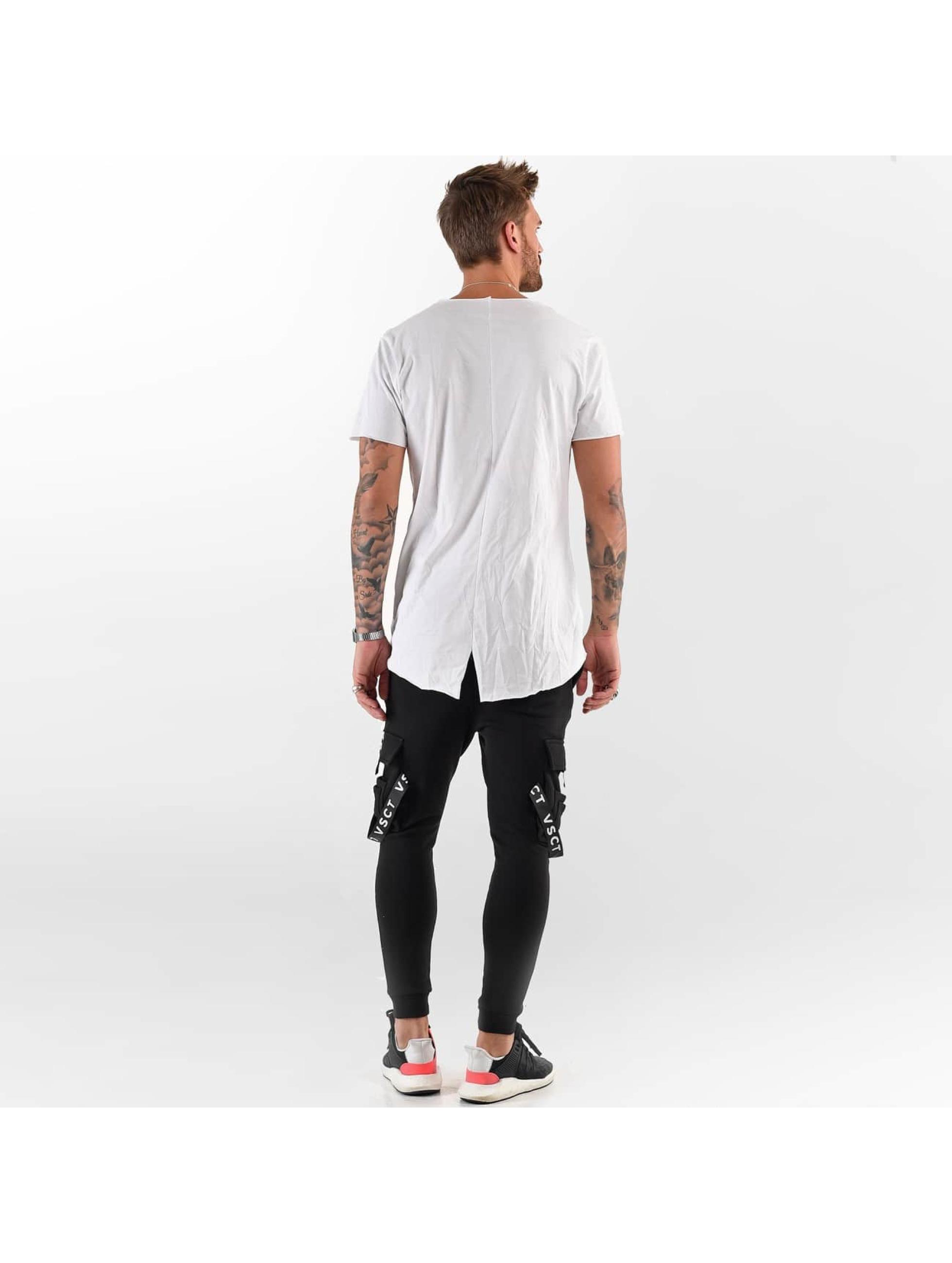 VSCT Clubwear T-Shirty Laser Cut bialy