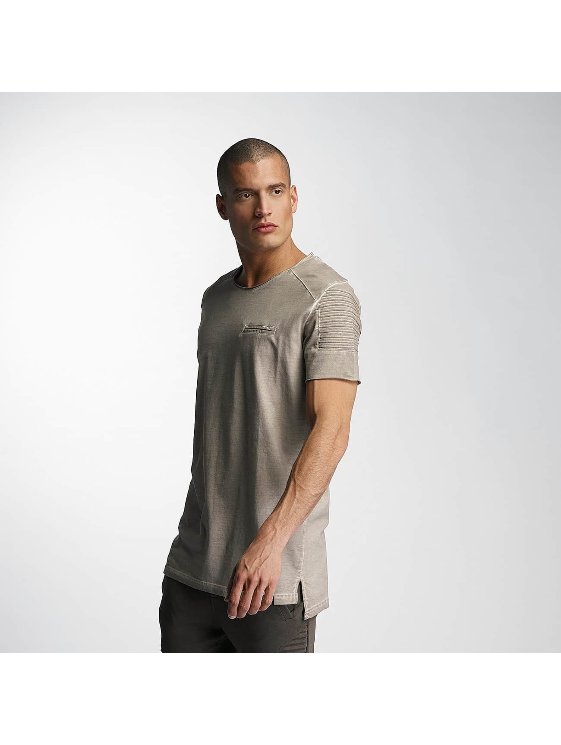 VSCT Clubwear T-Shirty Biker brazowy
