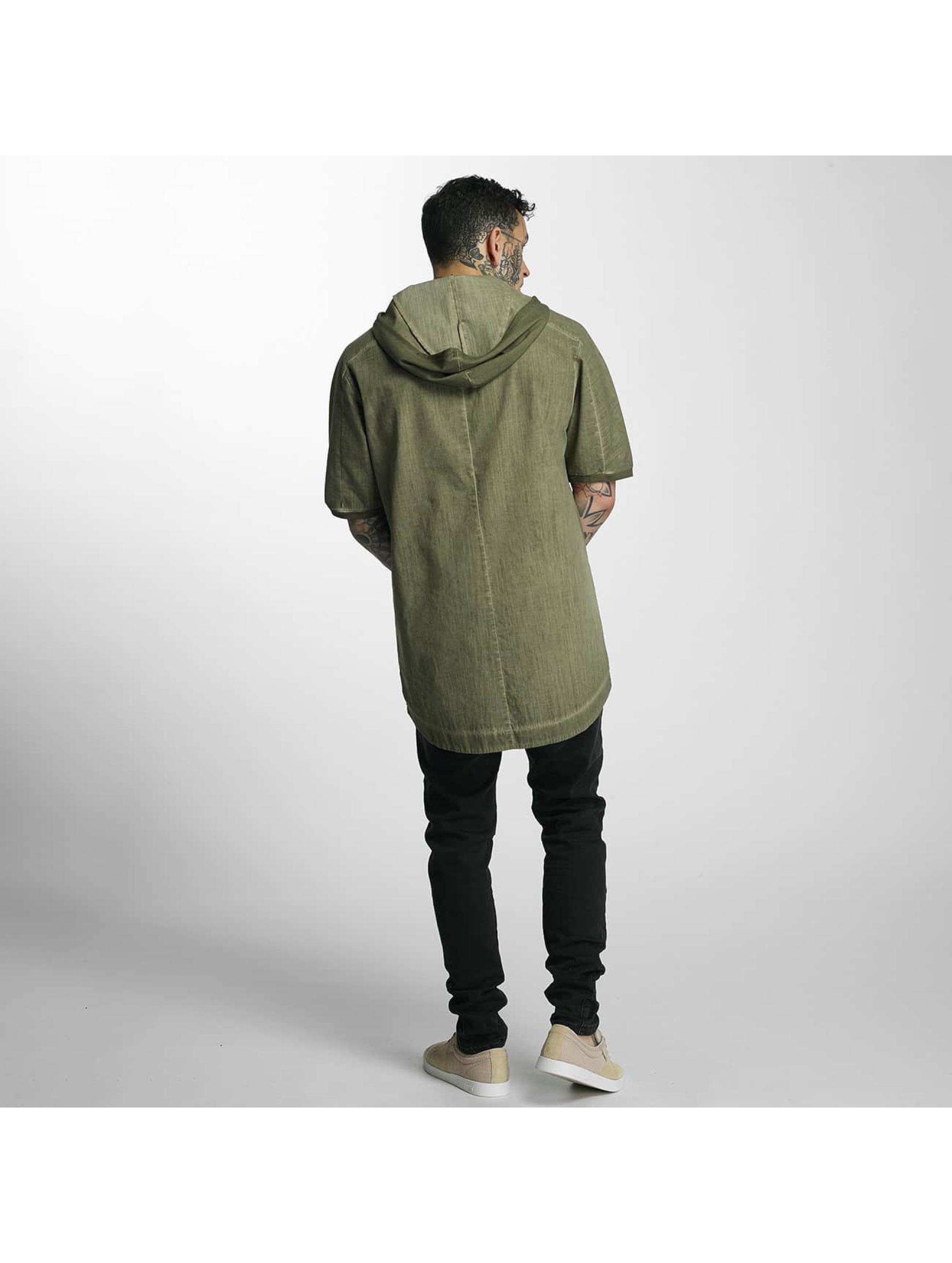 VSCT Clubwear T-Shirty Hooded khaki