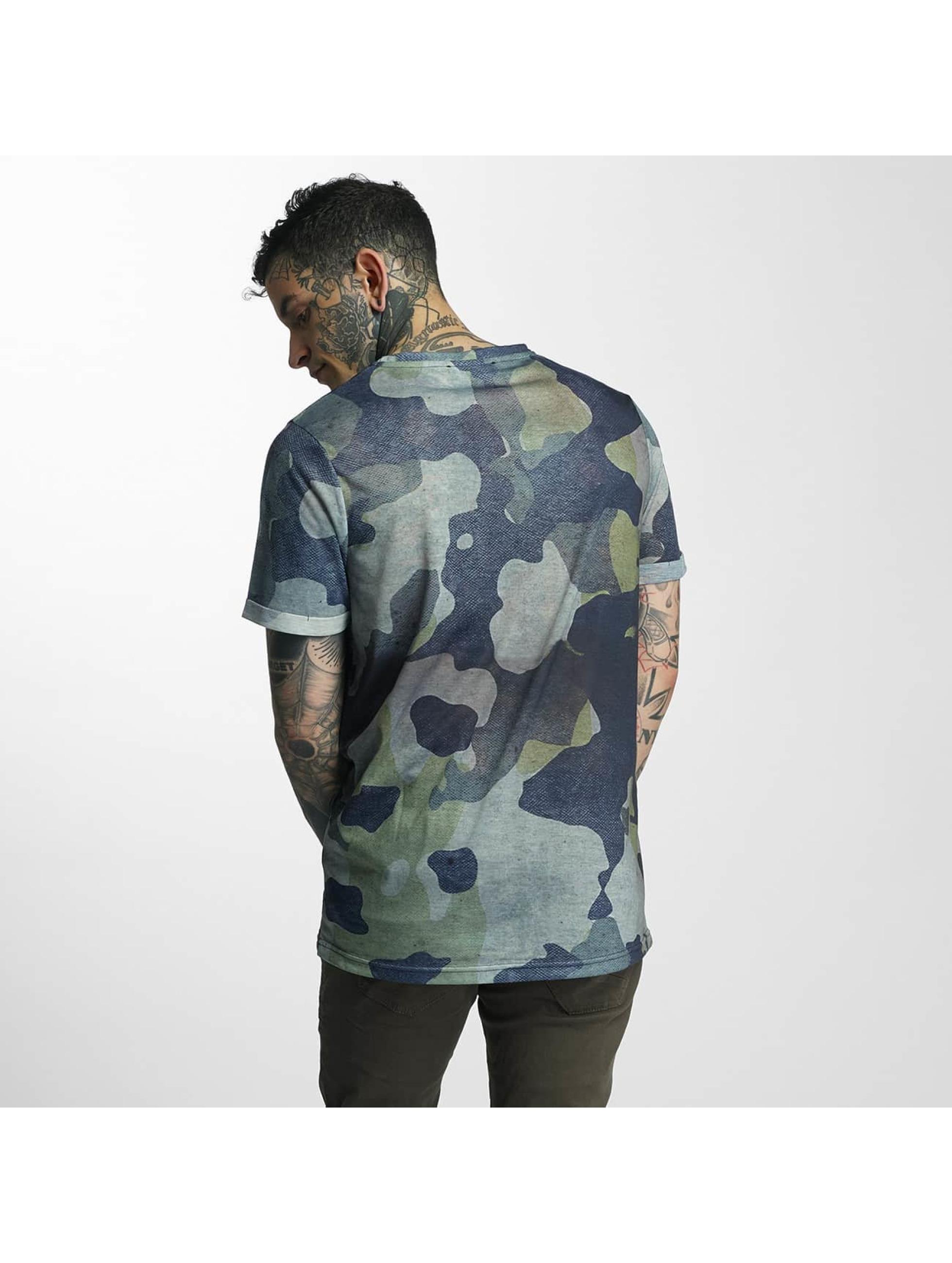 VSCT Clubwear T-Shirty Triangle Logo moro
