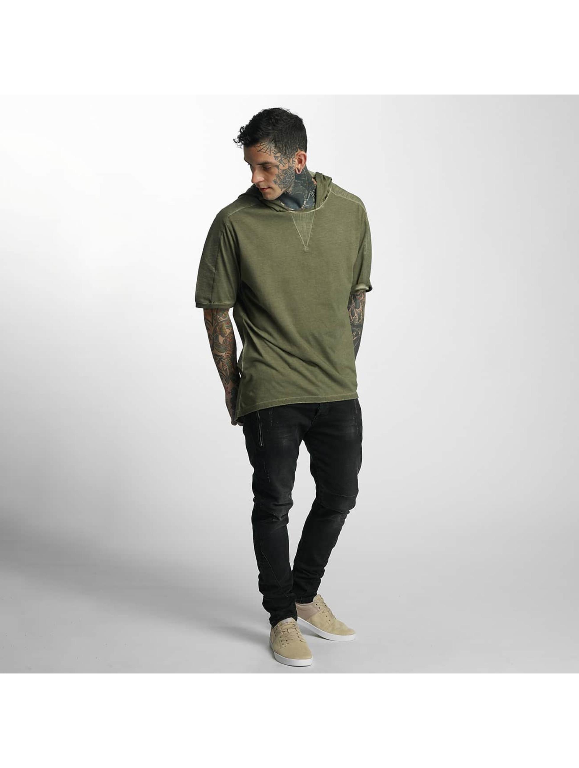 VSCT Clubwear T-skjorter Hooded khaki