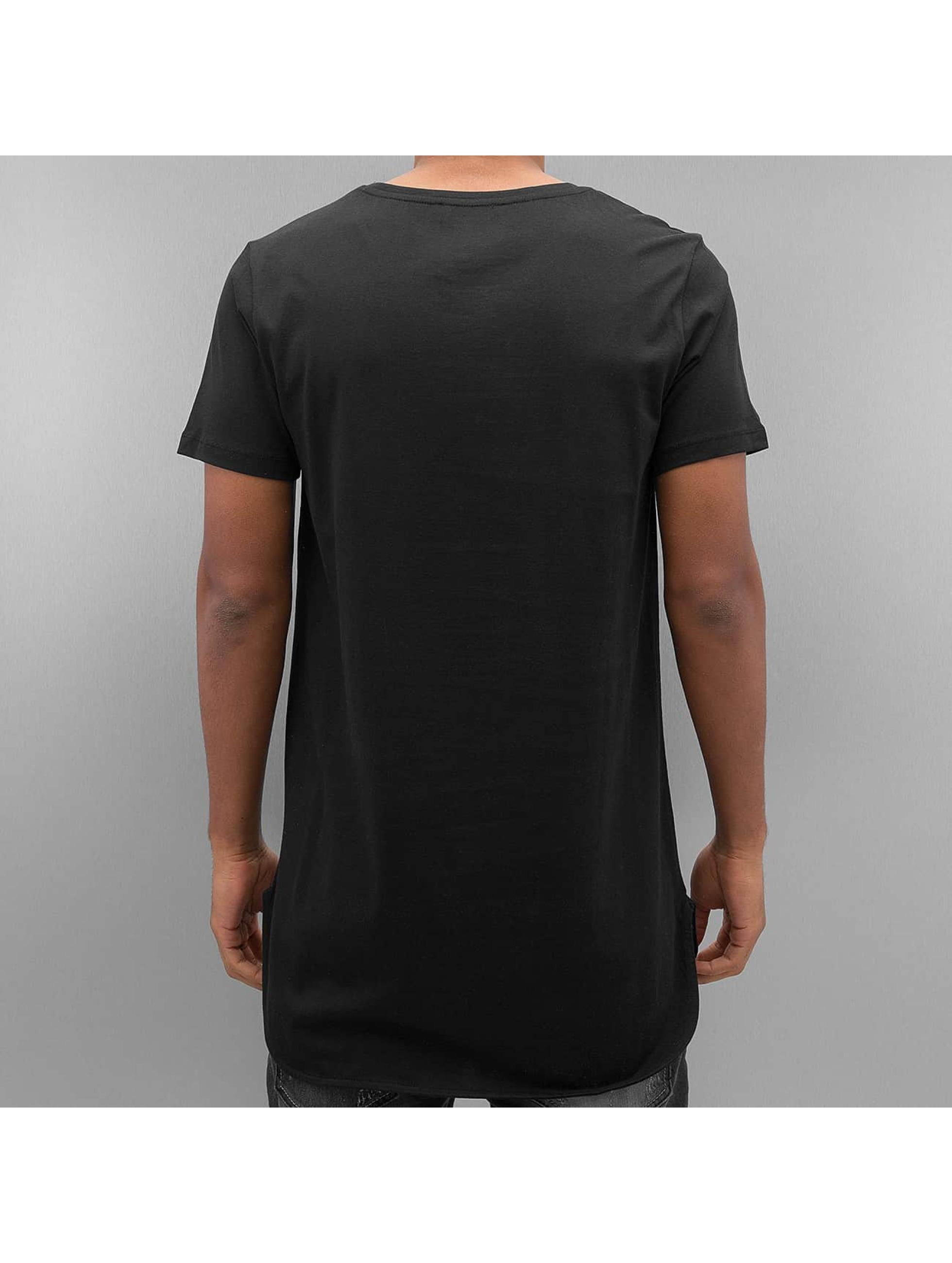 VSCT Clubwear Tall Tees Monochrome Long black