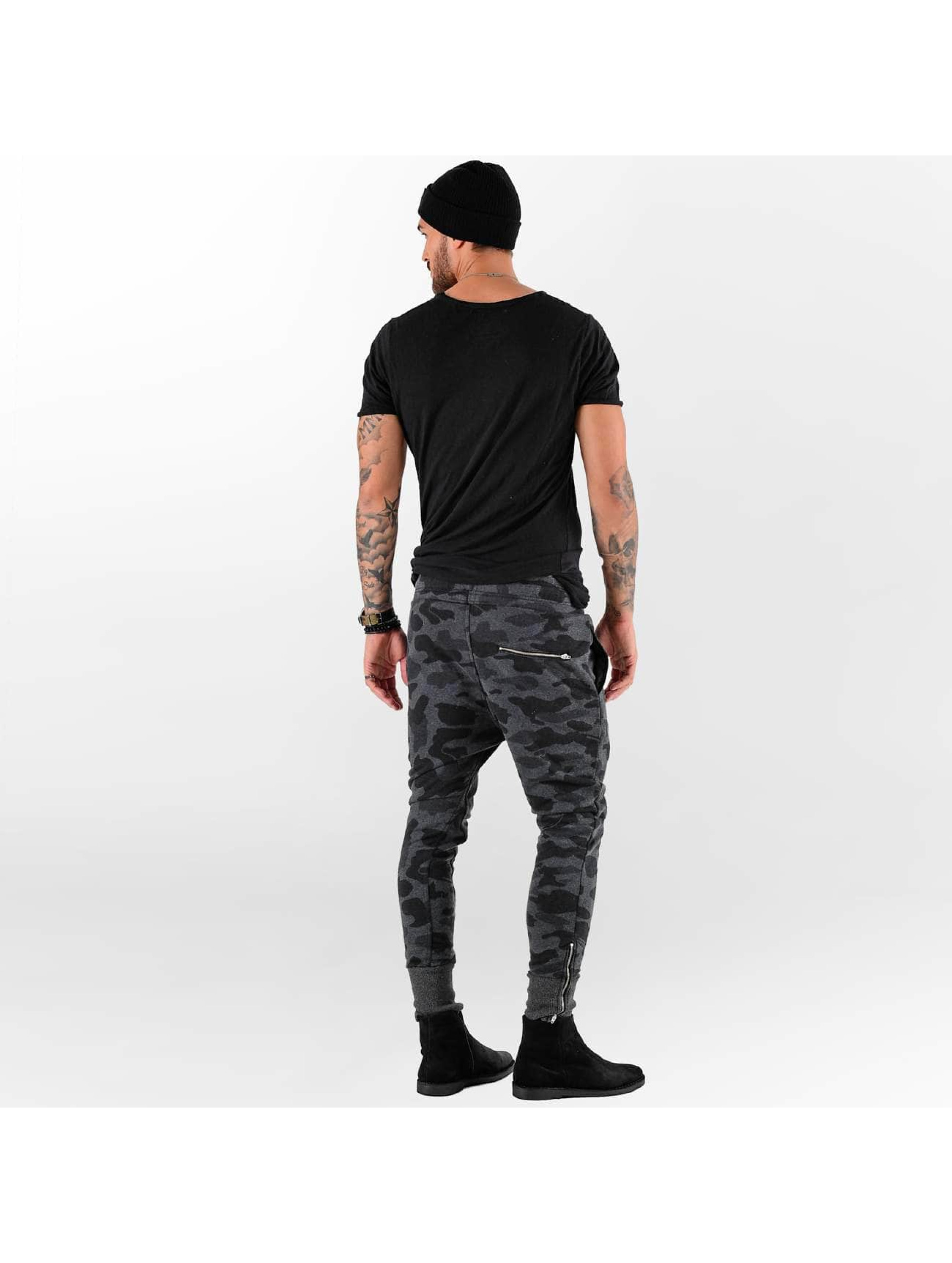 VSCT Clubwear tepláky Camo šedá