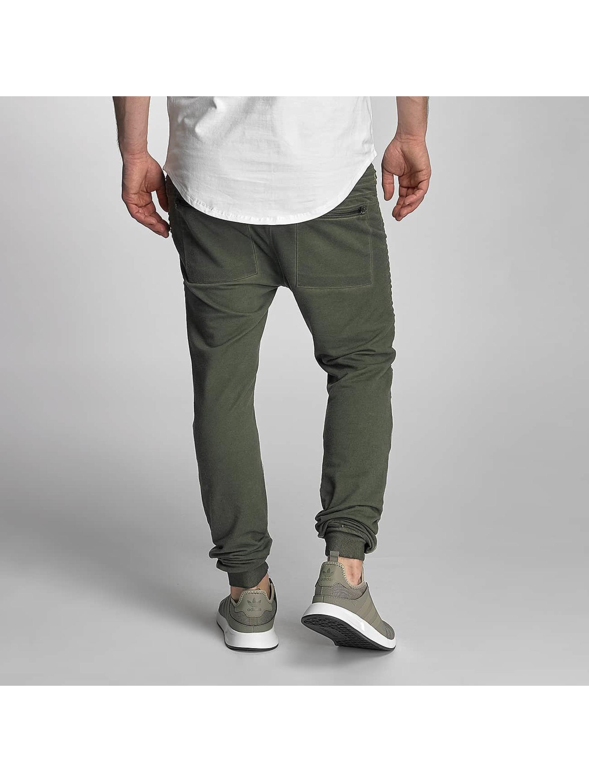 VSCT Clubwear tepláky Biker kaki