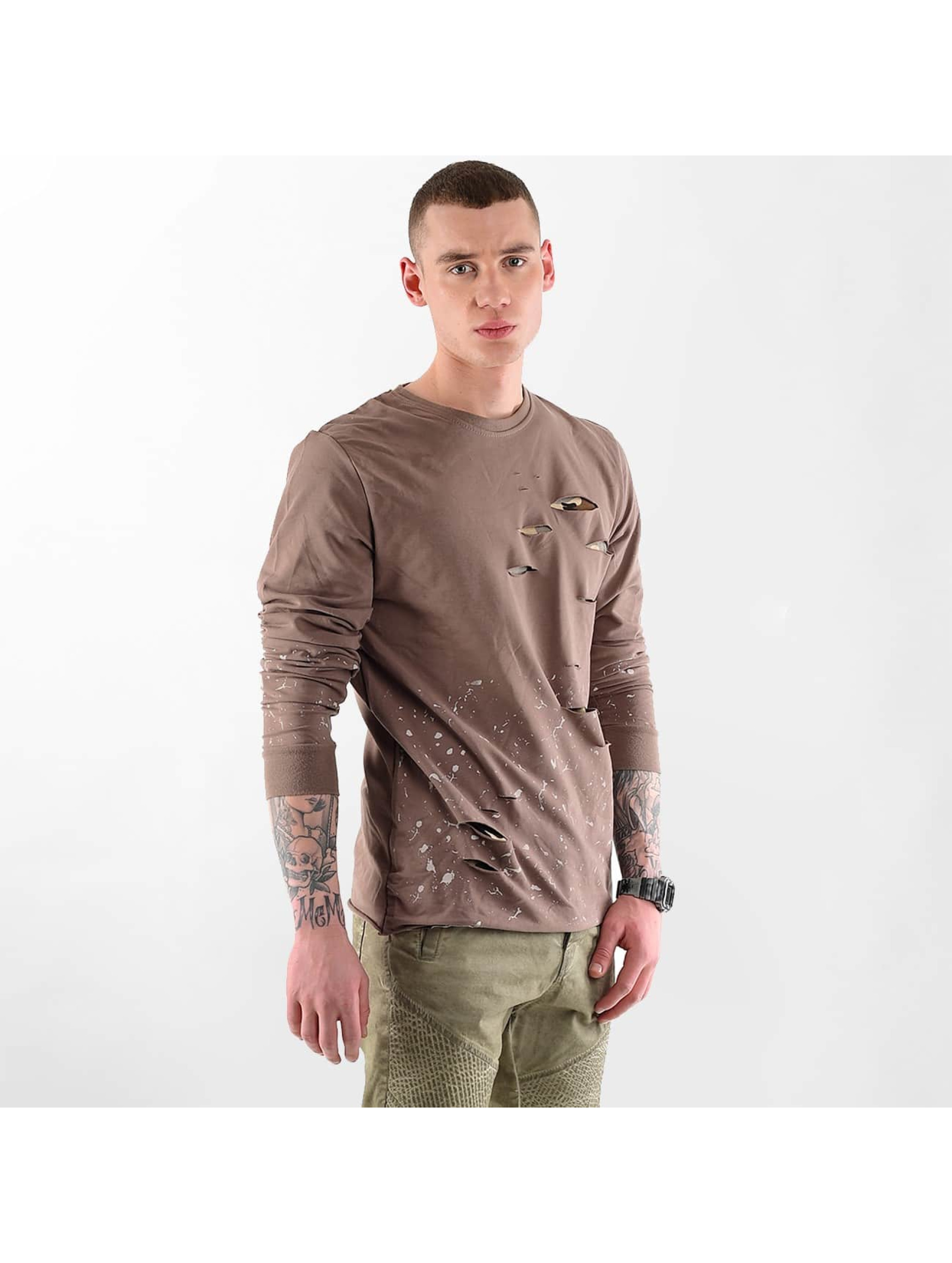VSCT Clubwear Trøjer Slashed brun