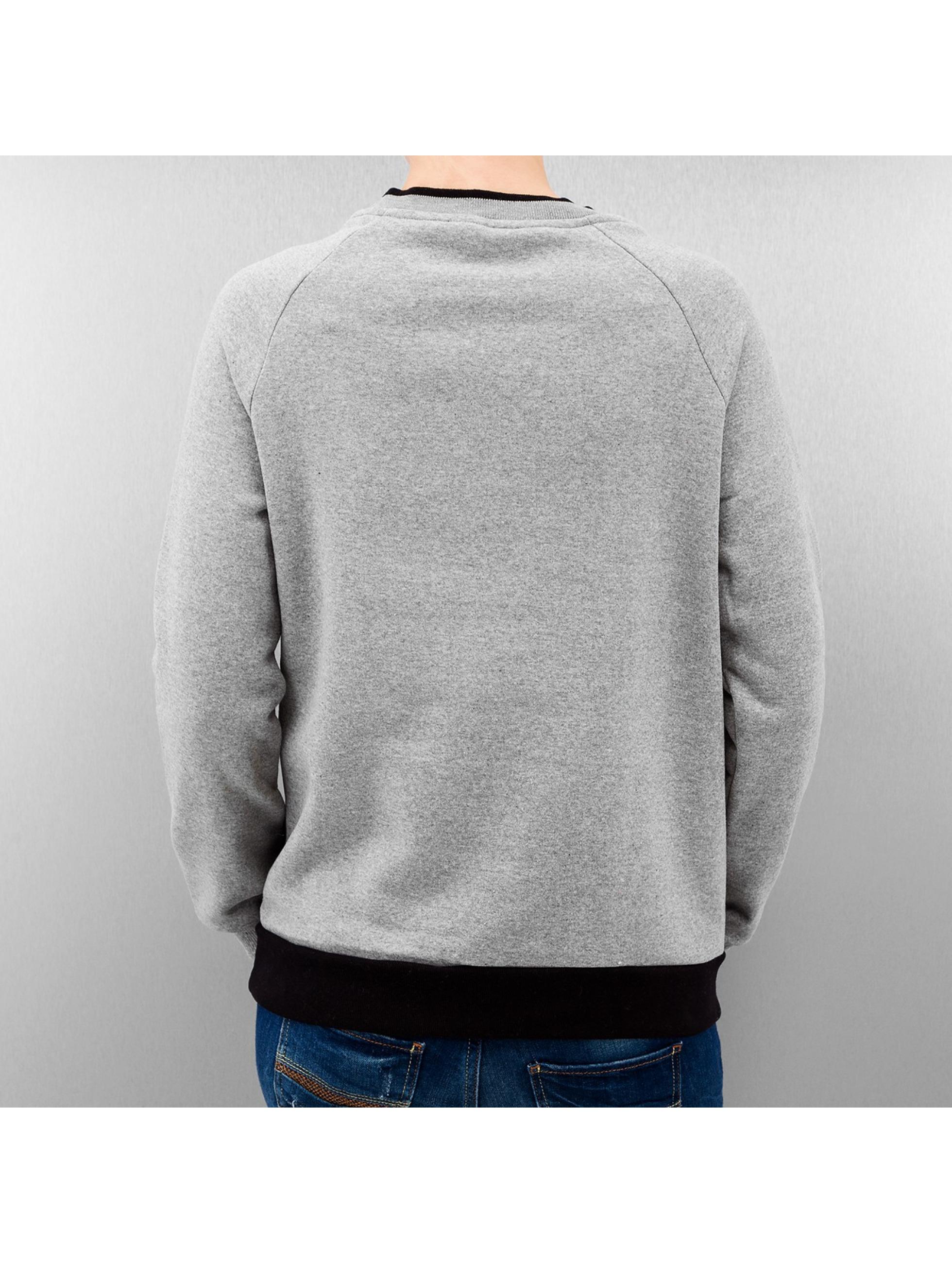 VSCT Clubwear trui BKLYN Sistaz Mesh grijs
