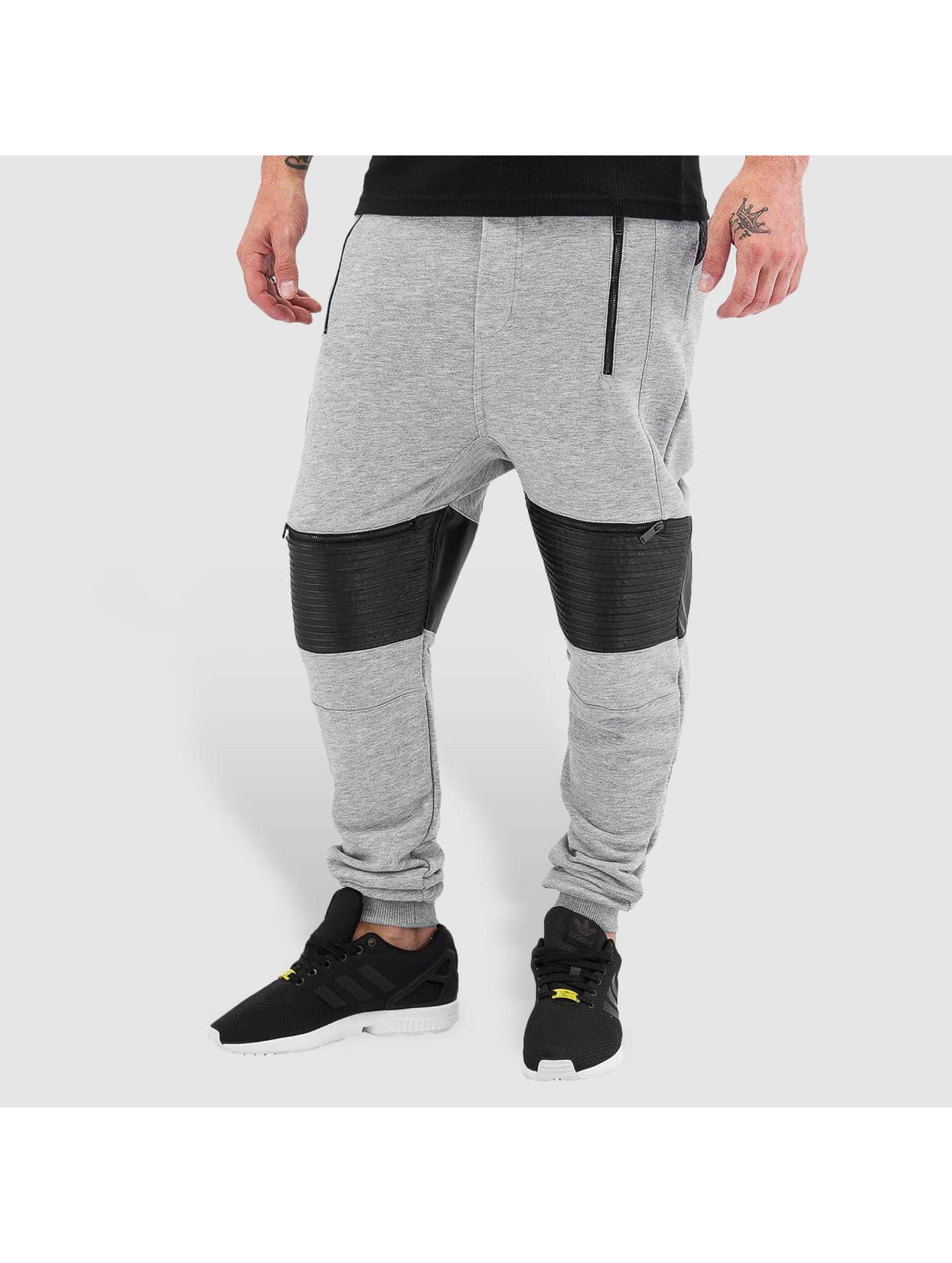VSCT Clubwear Verryttelyhousut BikerPants harmaa