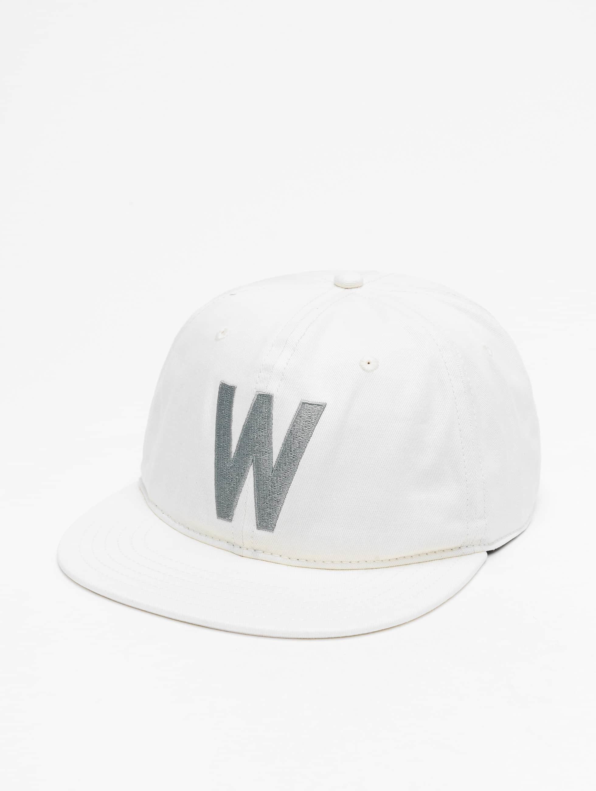 Wemoto Кепка с застёжкой Boston белый