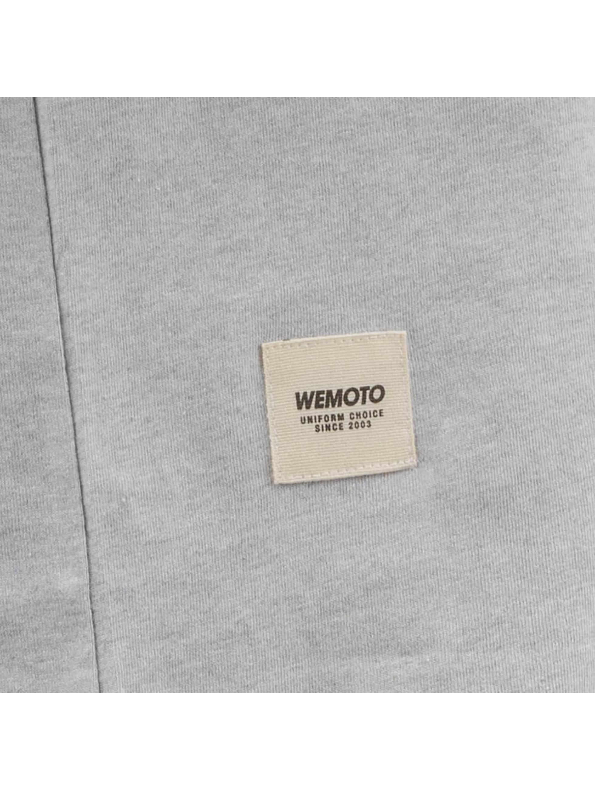 Wemoto Рубашка Shaw серый