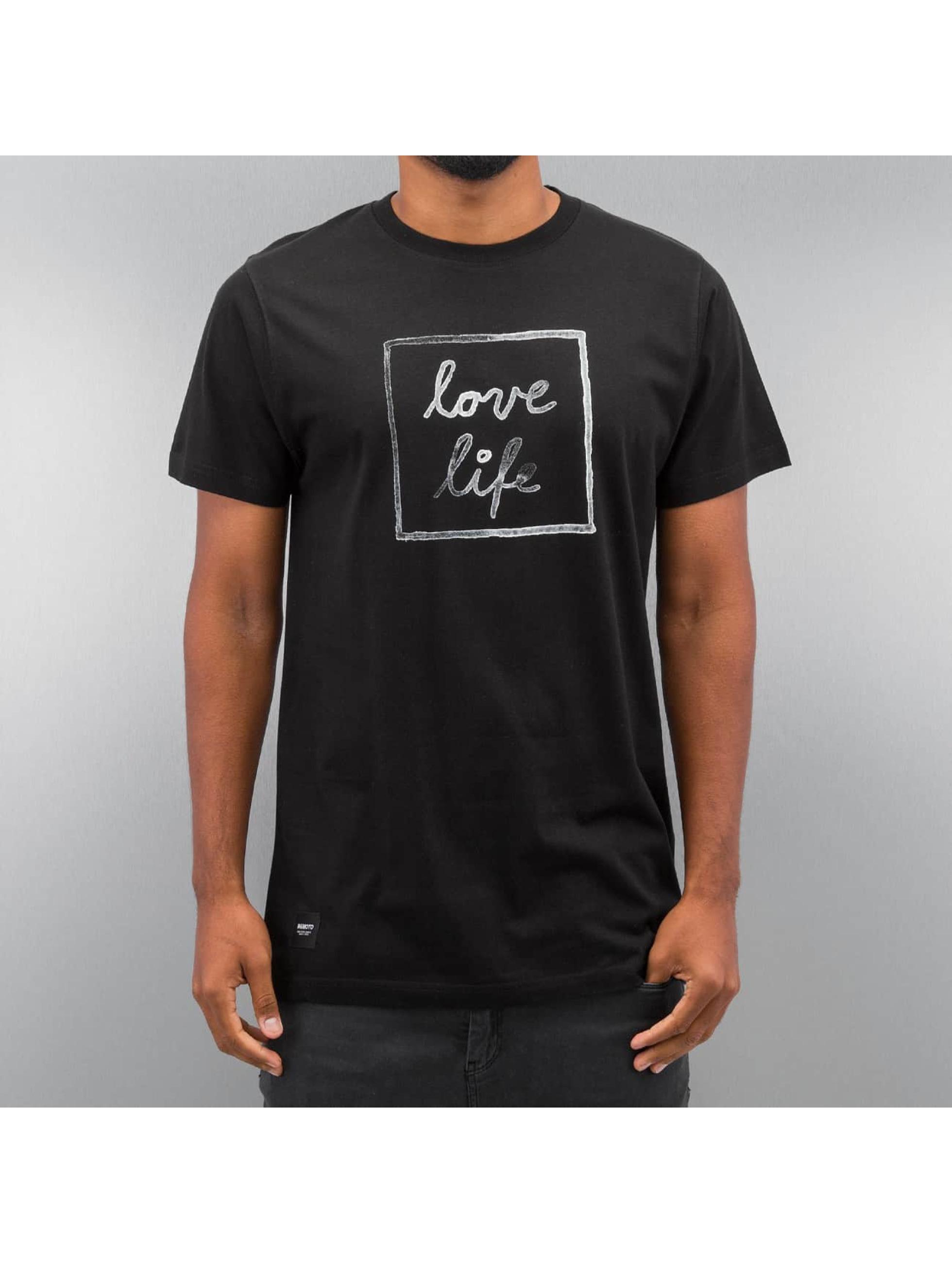 Wemoto Футболка Lovelife черный