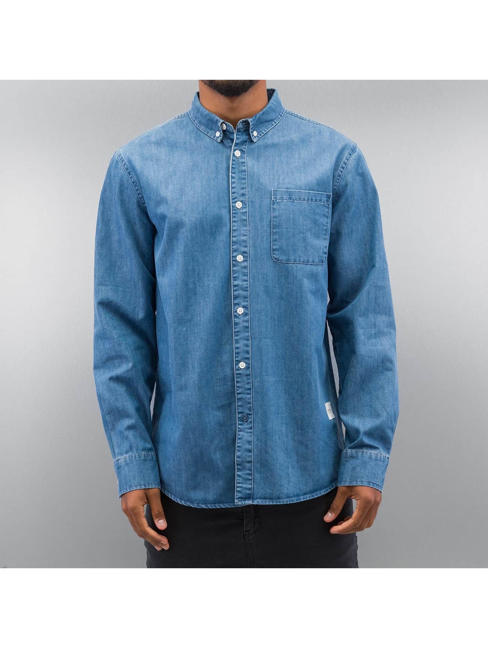 Wemoto Hemd Raylon blau