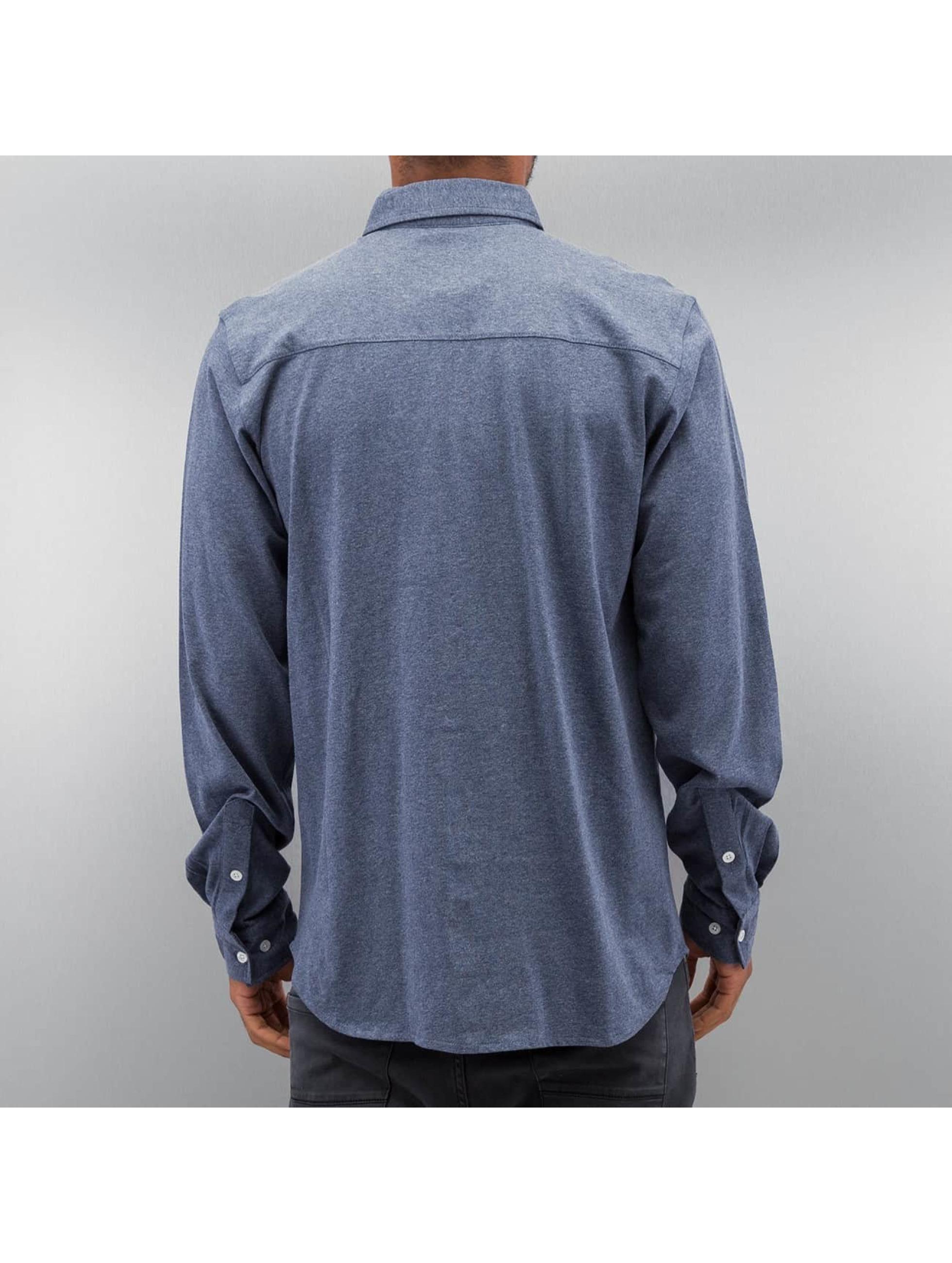 Wemoto Shirt Shaw blue