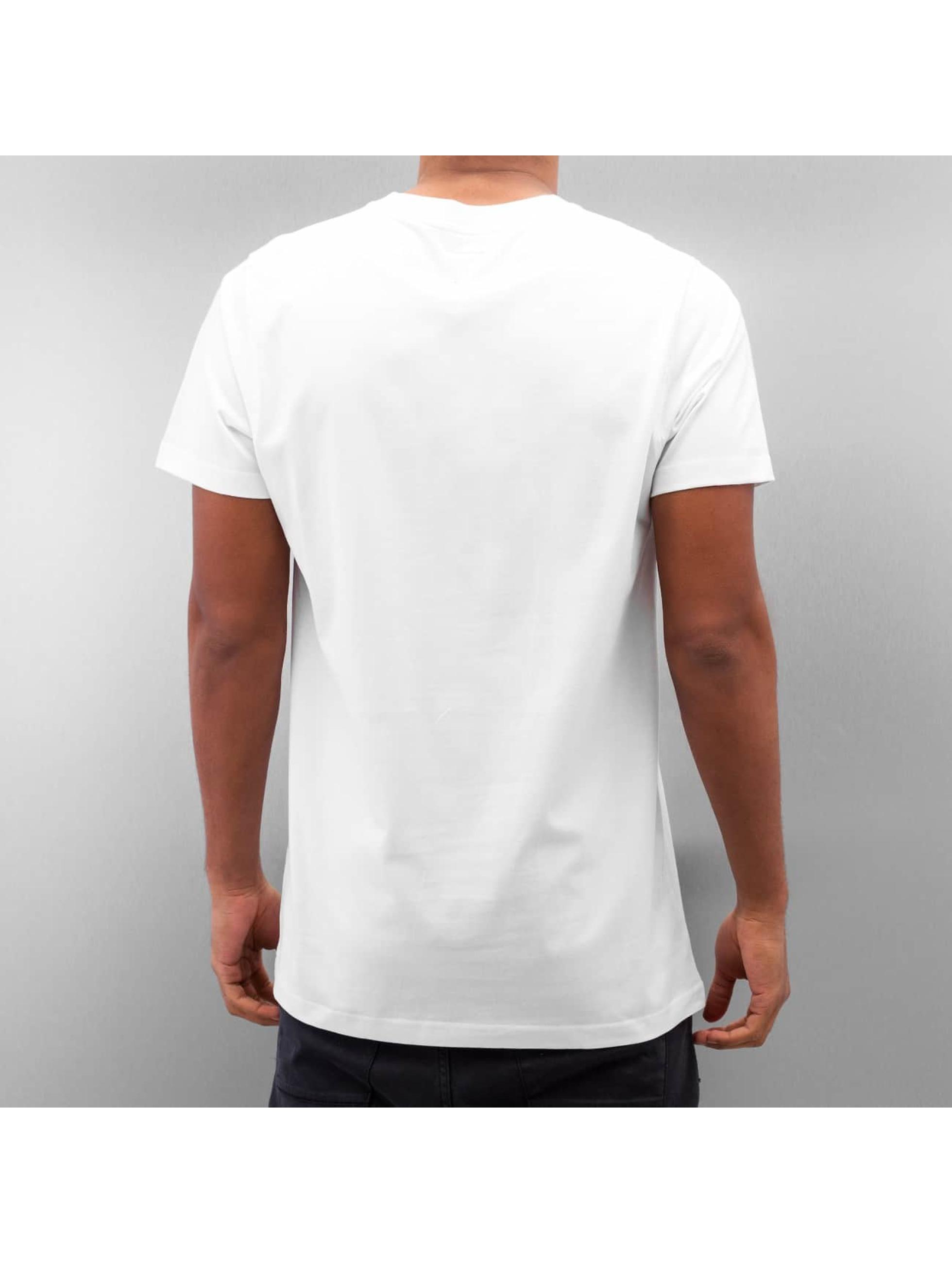Wemoto T-Shirt Mahood blanc