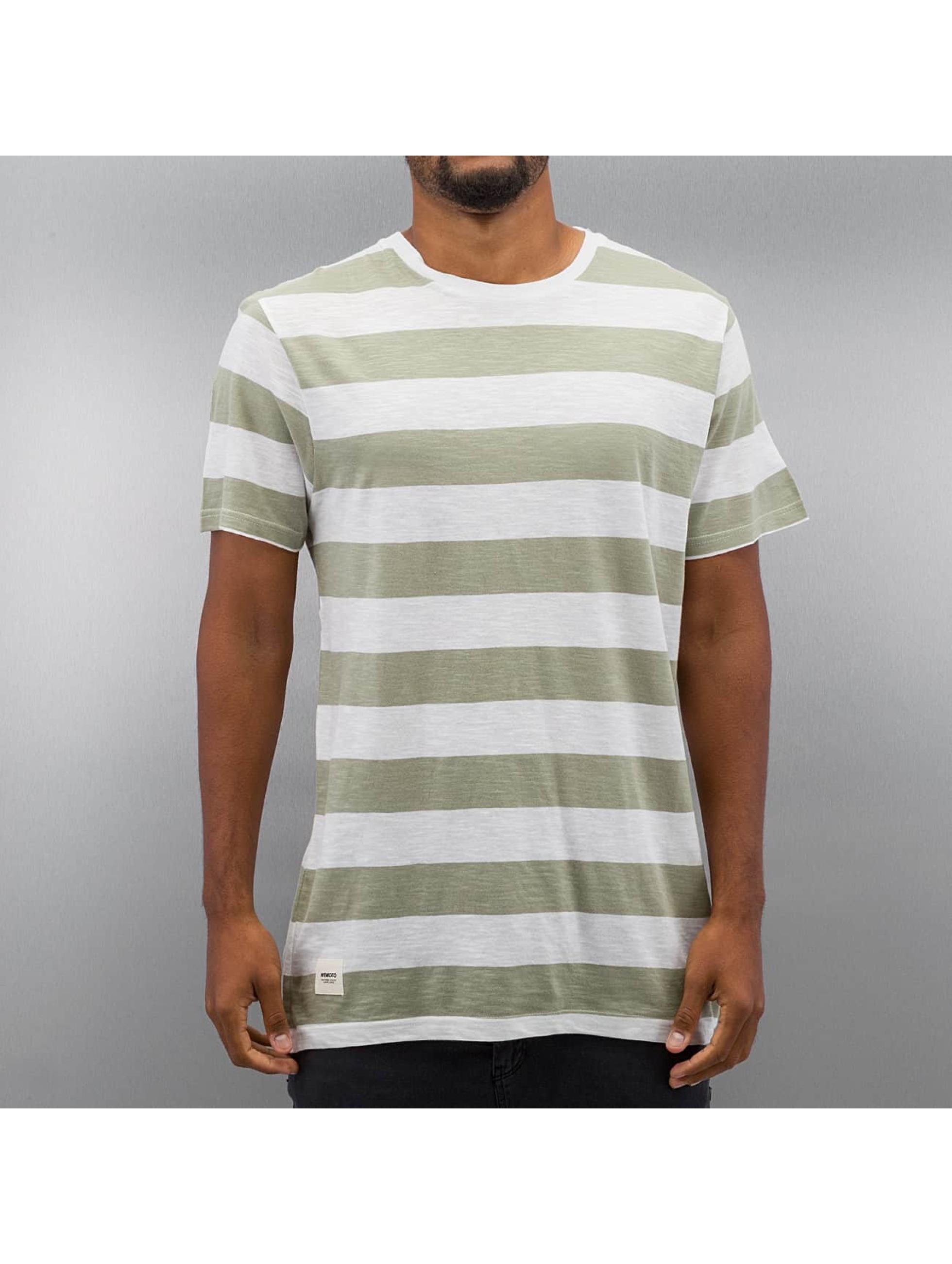 Wemoto t-shirt Cope groen