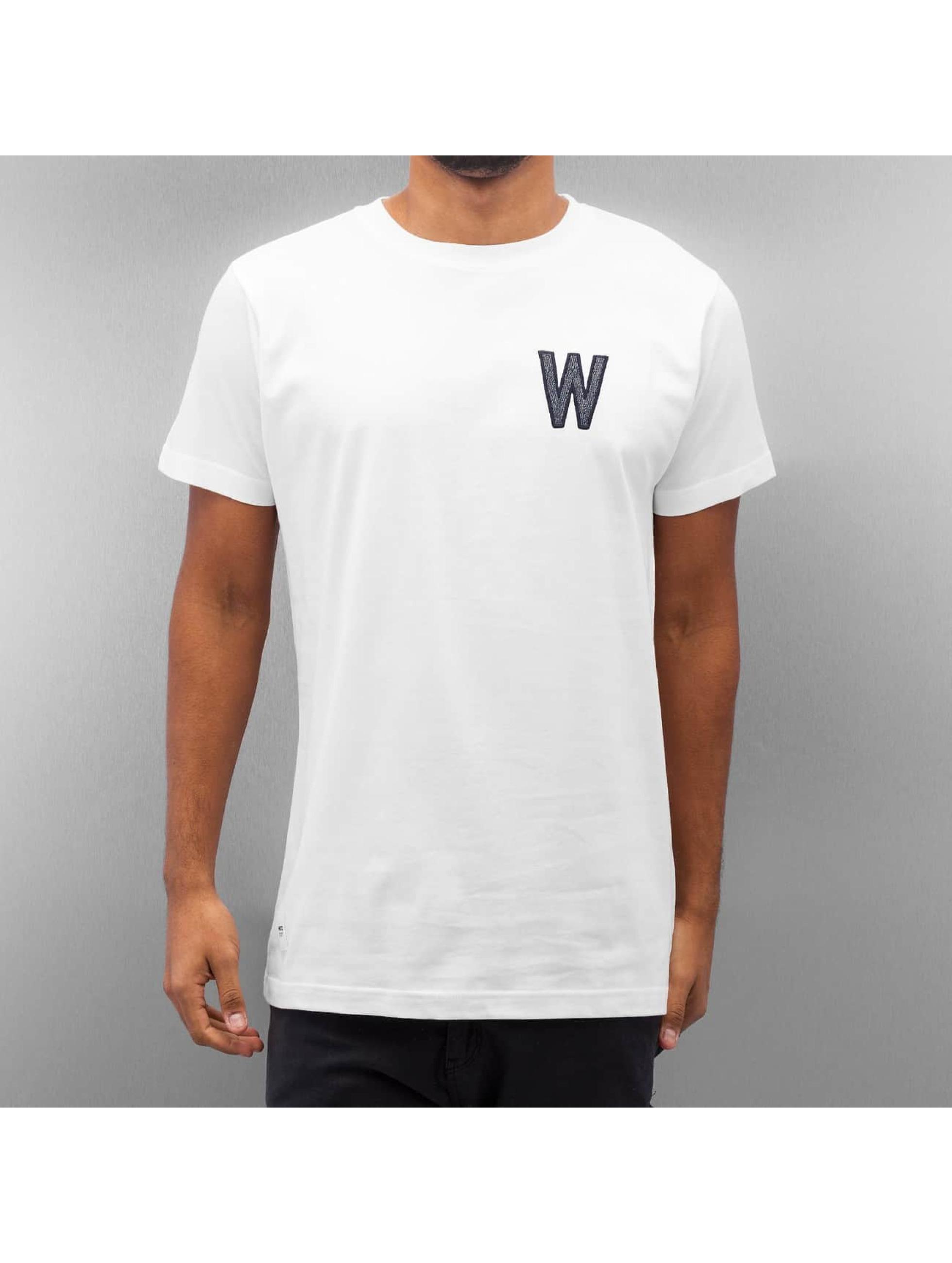 Wemoto T-Shirt Enid weiß