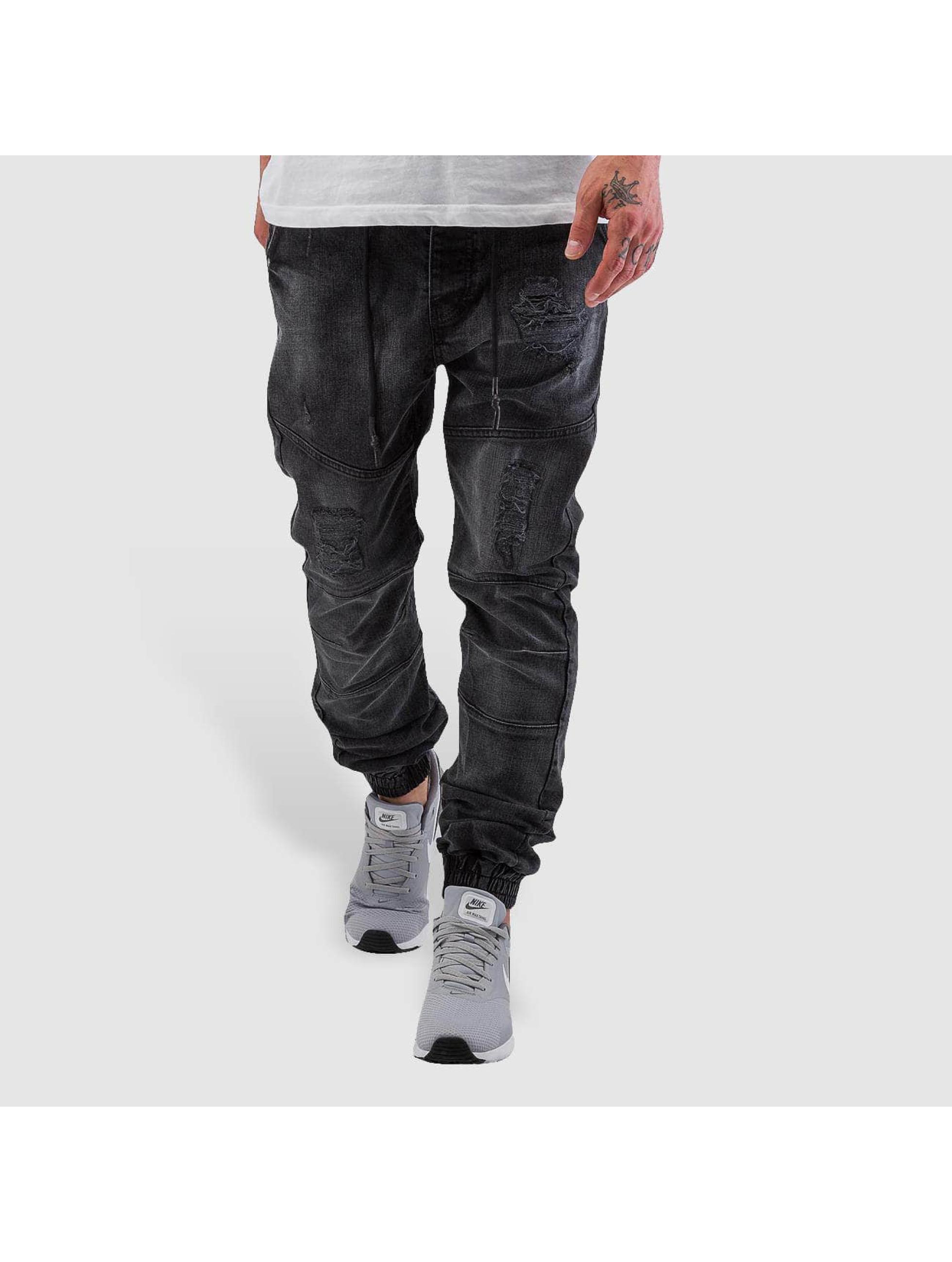 Who Shot Ya? Antifit jeans Antifit grå