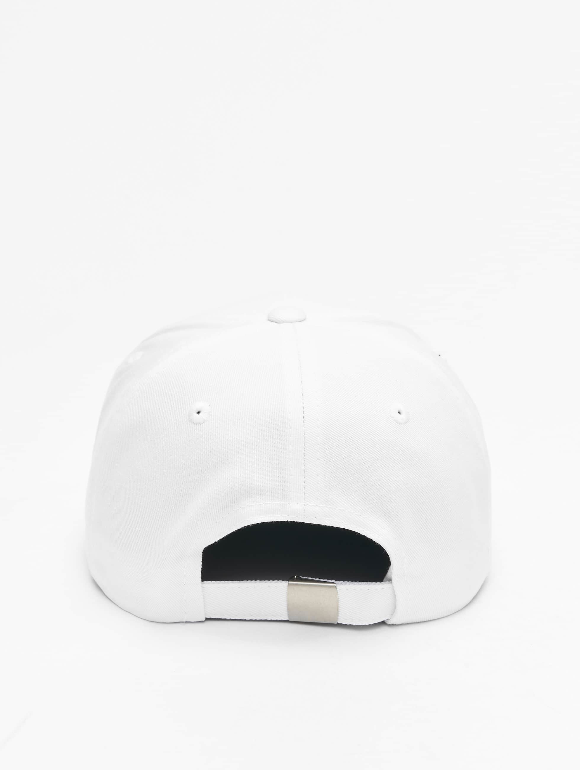 Who Shot Ya? Fitted Cap Daddy Fit white