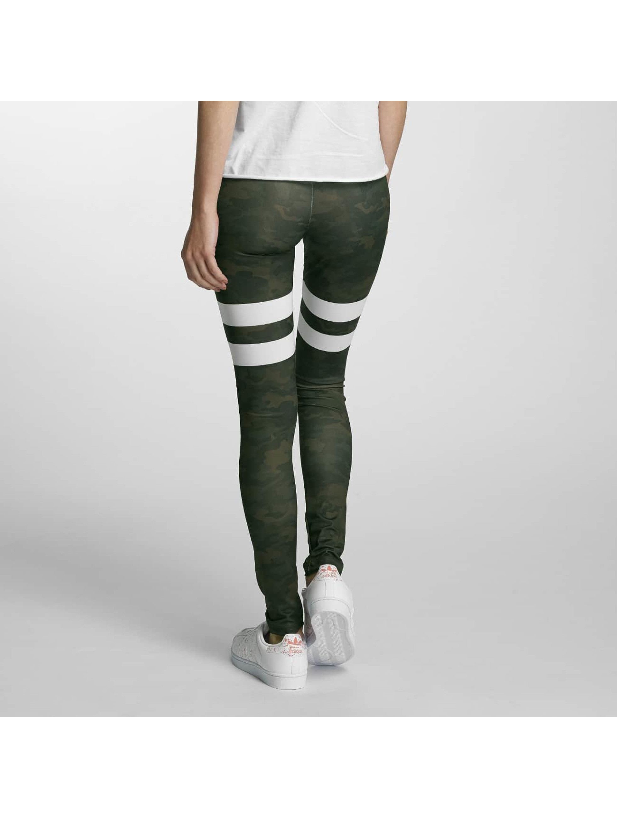 Who Shot Ya? Leggings/Treggings Booty zielony