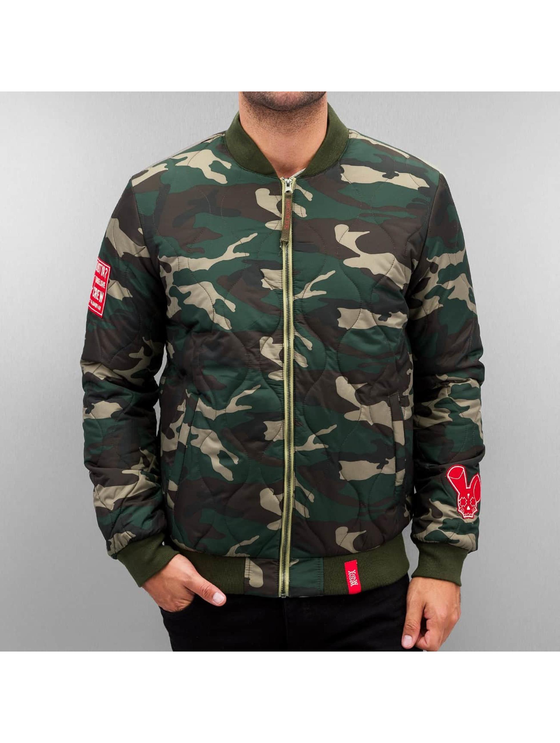 Who Shot Ya? Lightweight Jacket Camo camouflage