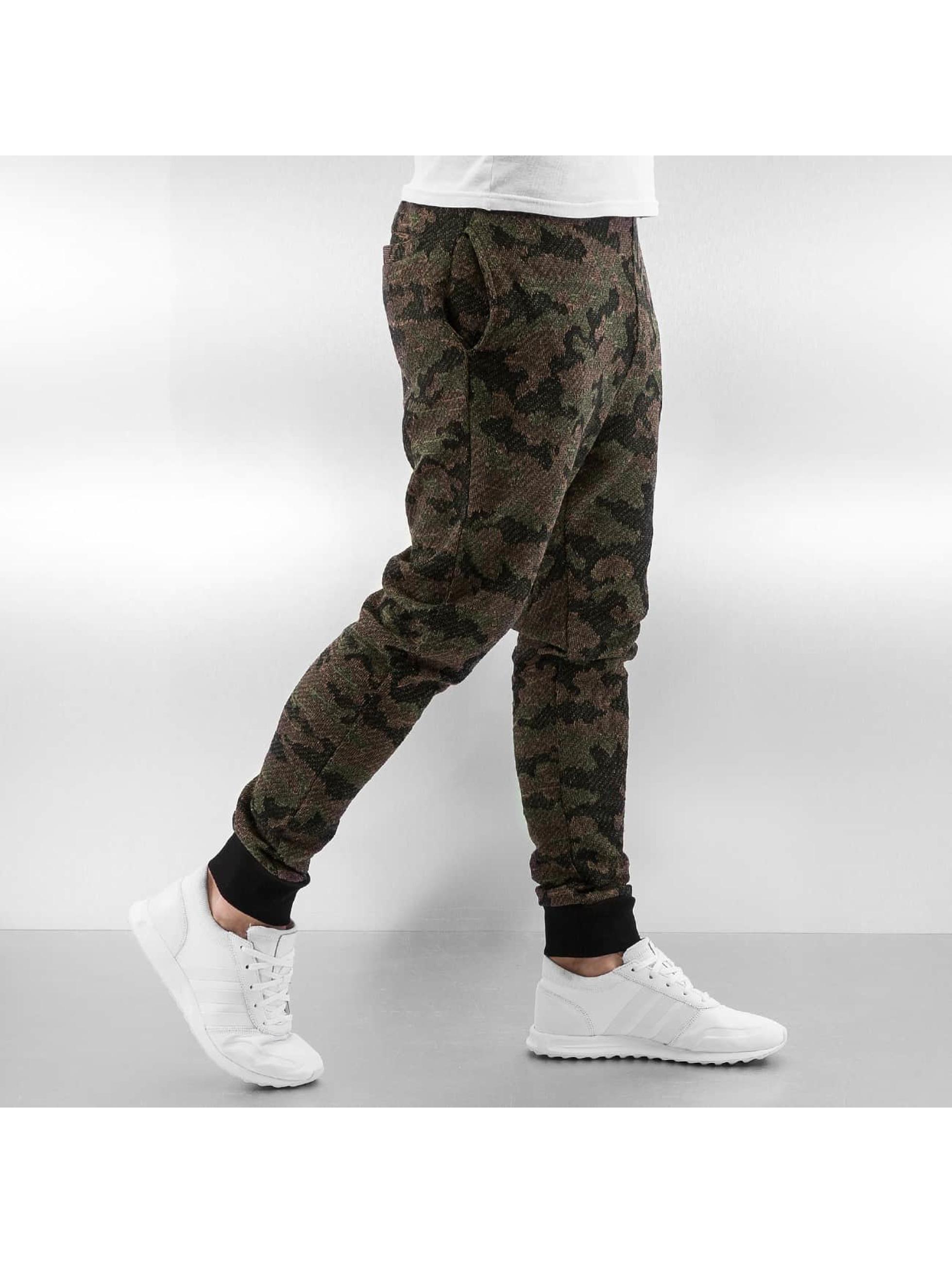 Who Shot Ya? Pantalone ginnico Anti Fit mimetico