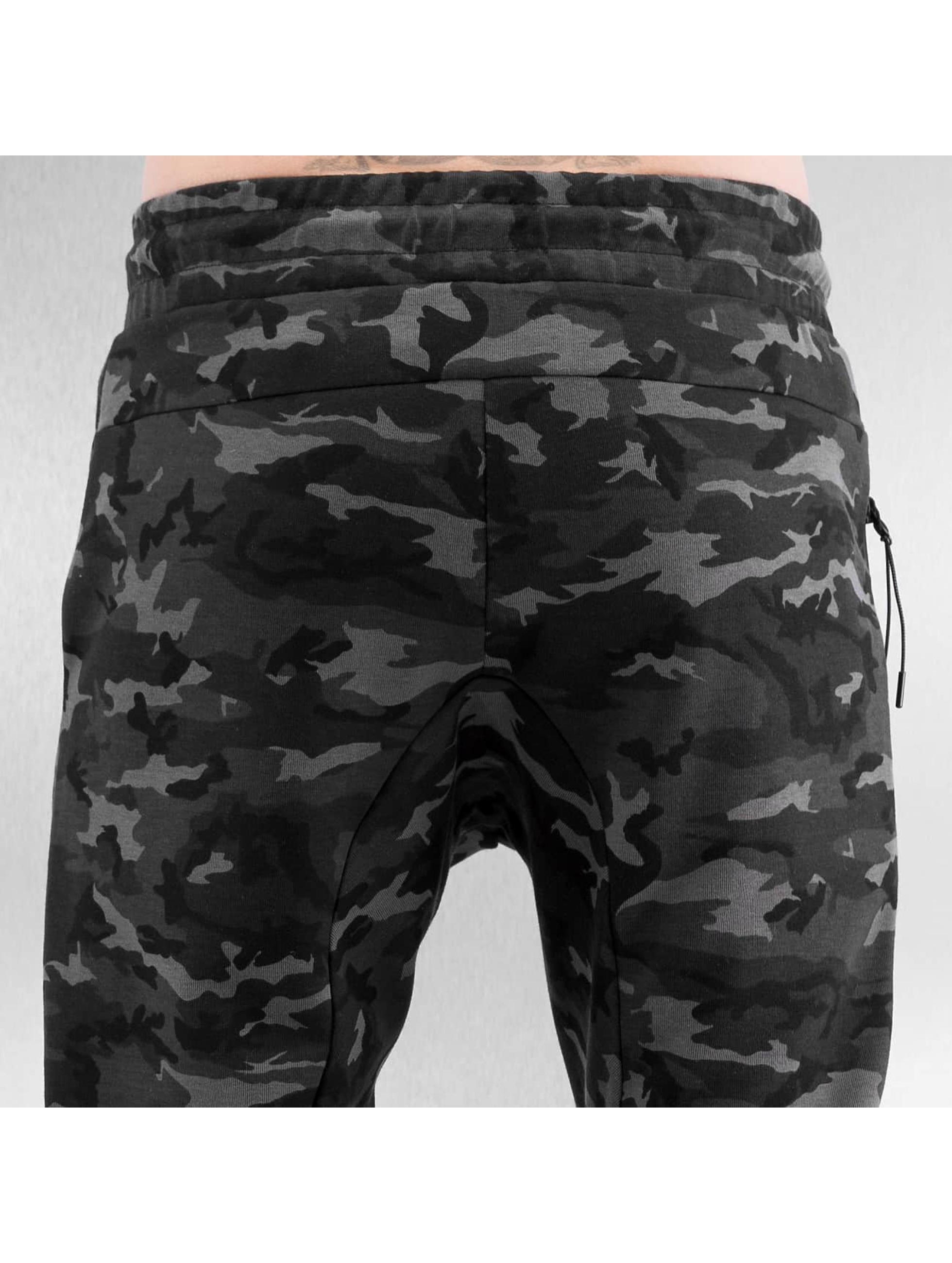 Who Shot Ya? Sweat Pant Camo black