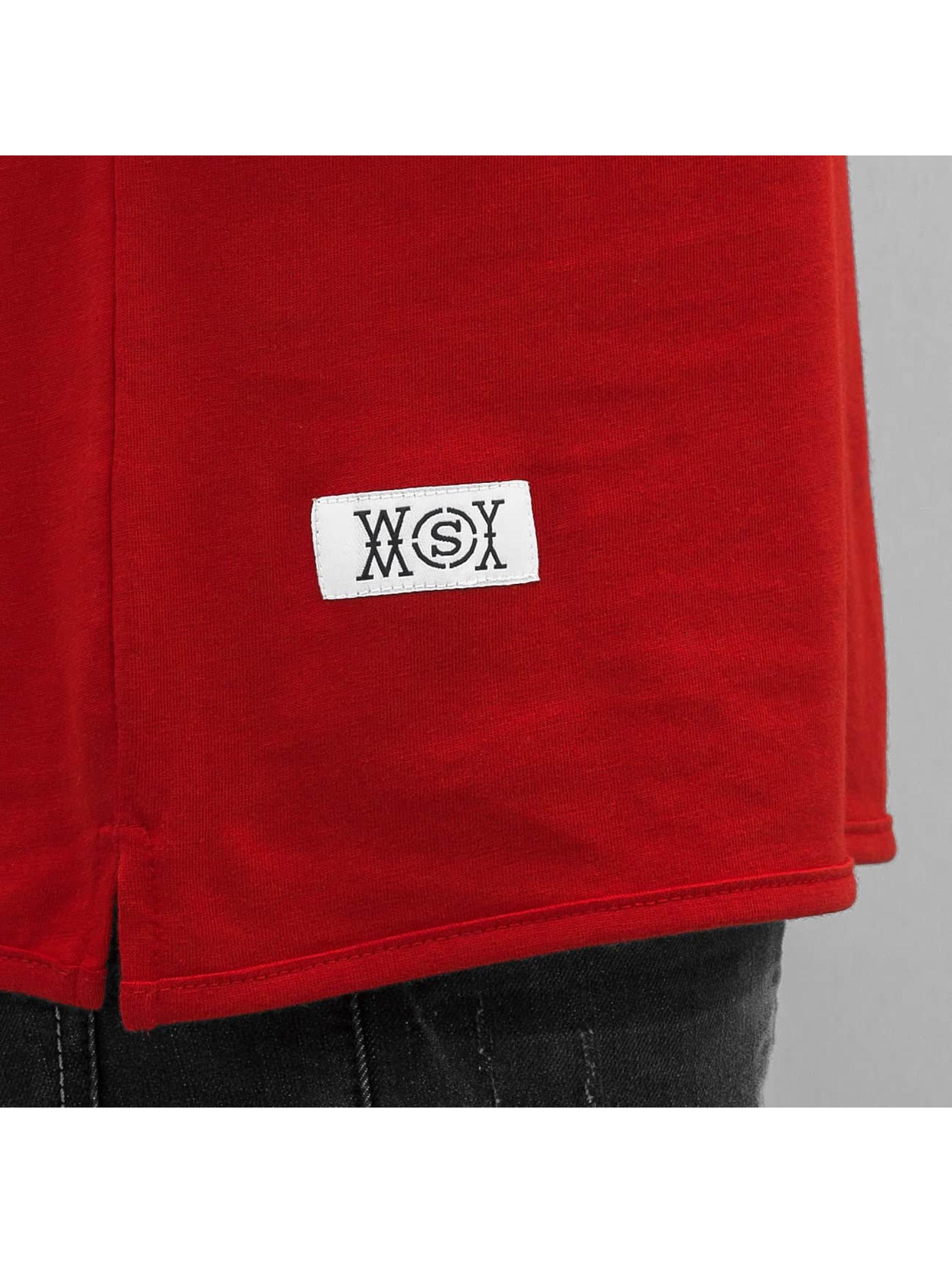 Who Shot Ya? T-paidat Gunshot punainen