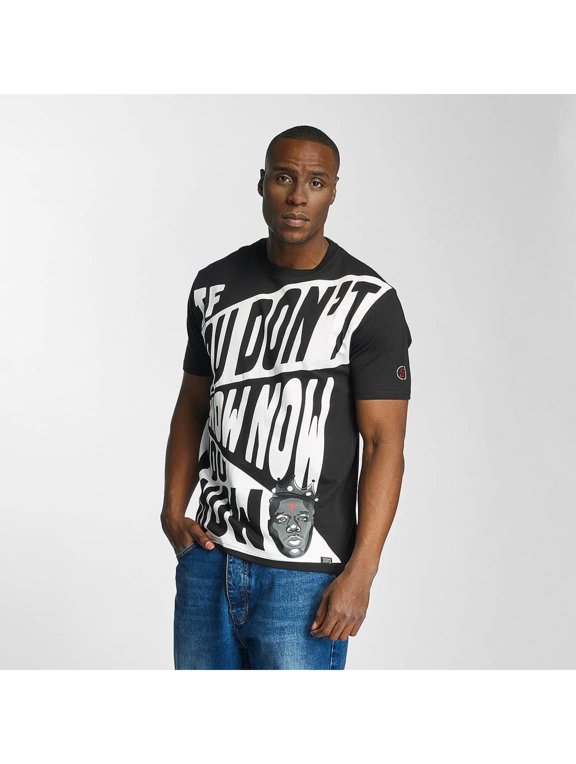 Who Shot Ya? T-Shirt YouKnow black