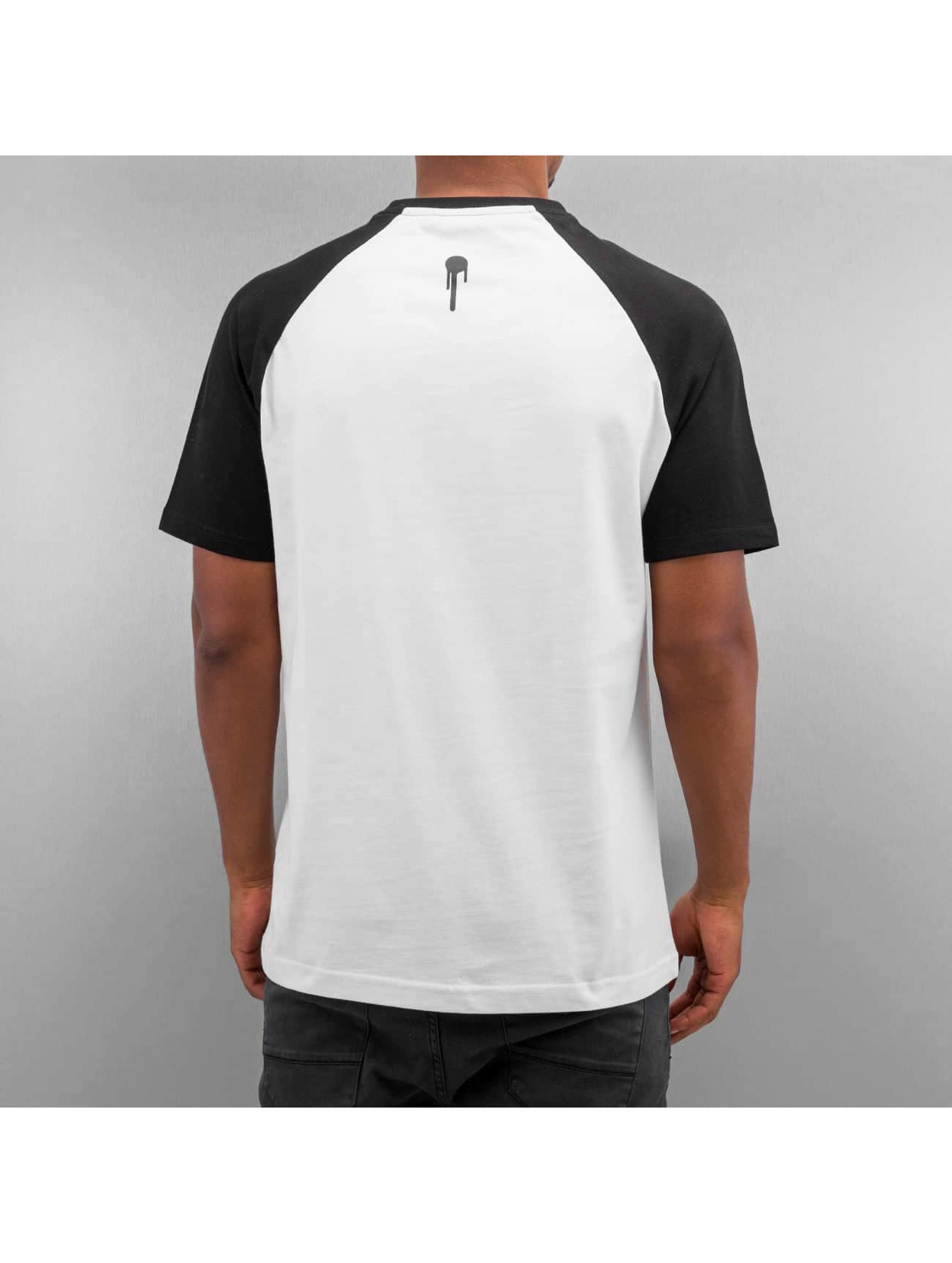 Who Shot Ya? T-Shirt True Love Crew blanc