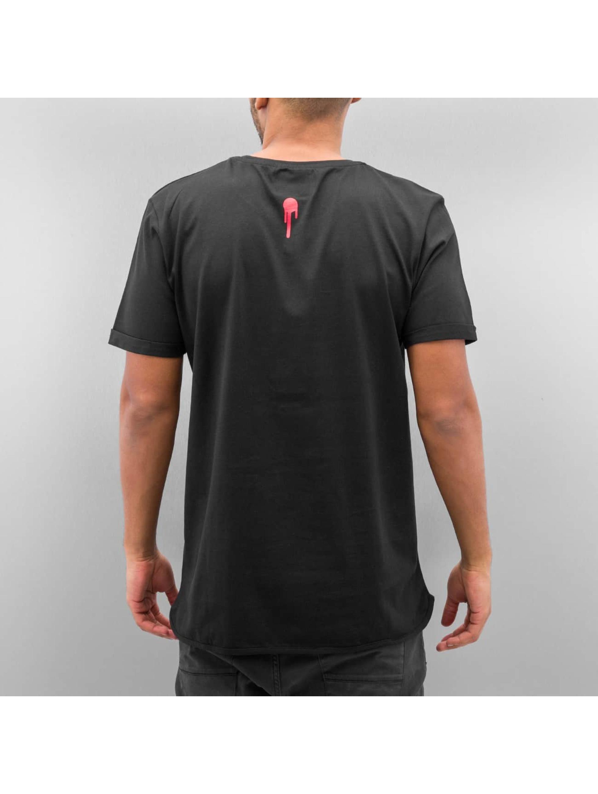 Who Shot Ya? T-Shirt Rockstar noir