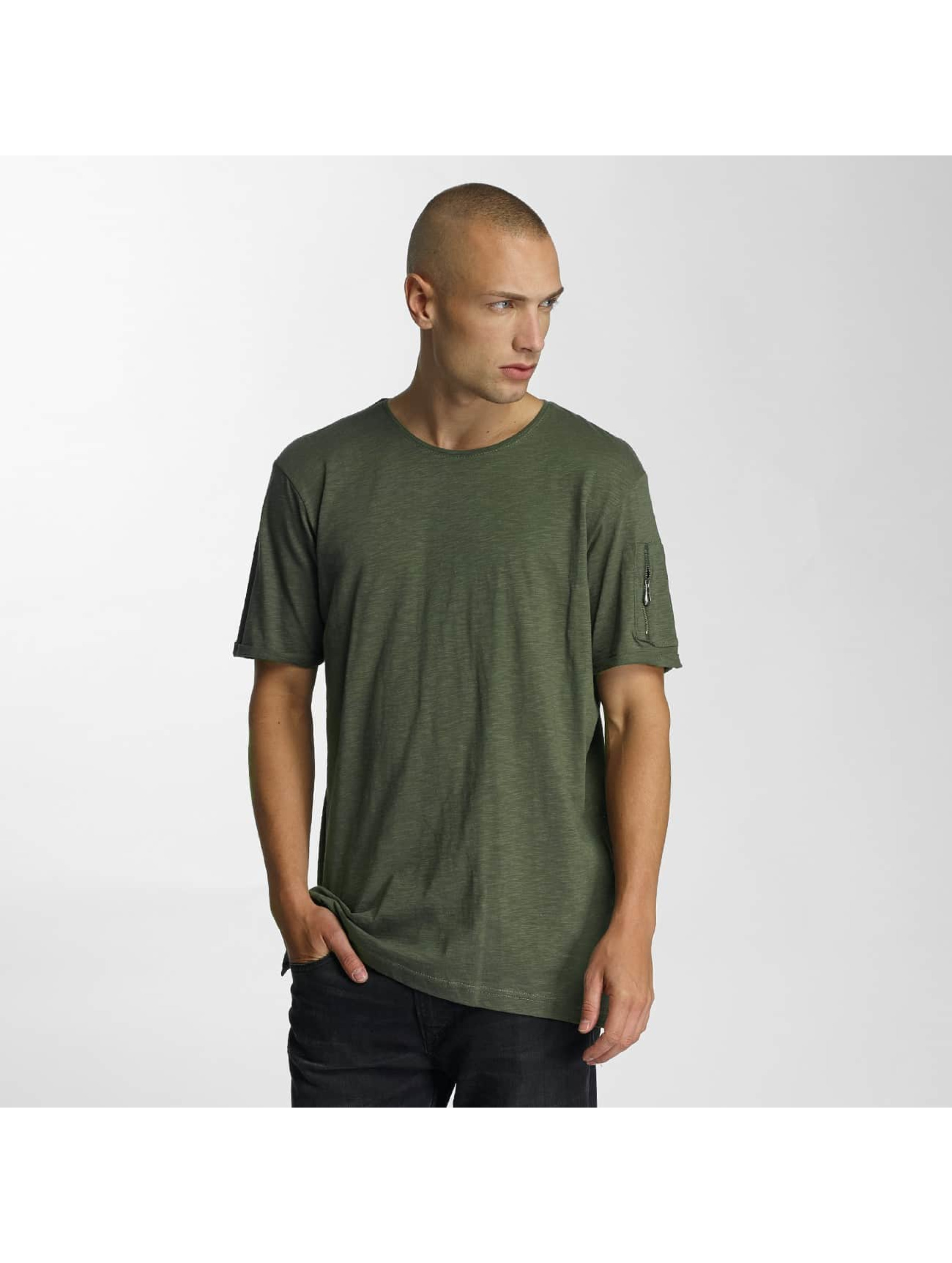 T-Shirt Haora in olive