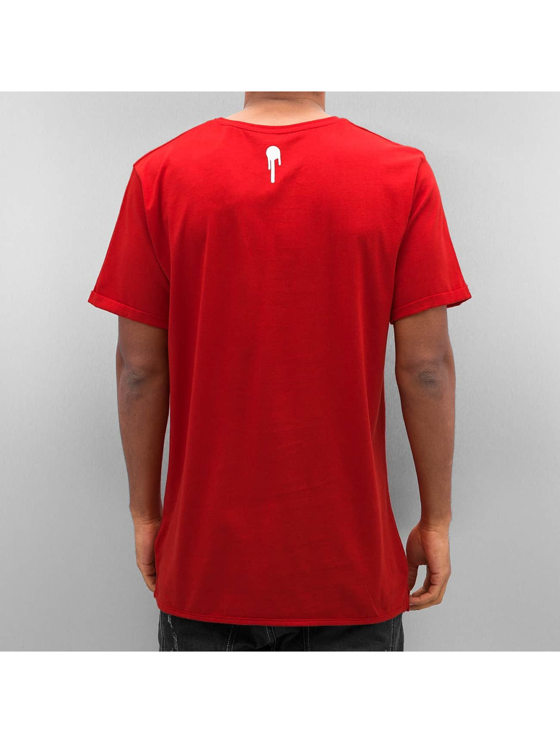Who Shot Ya? T-Shirt Gunshot red