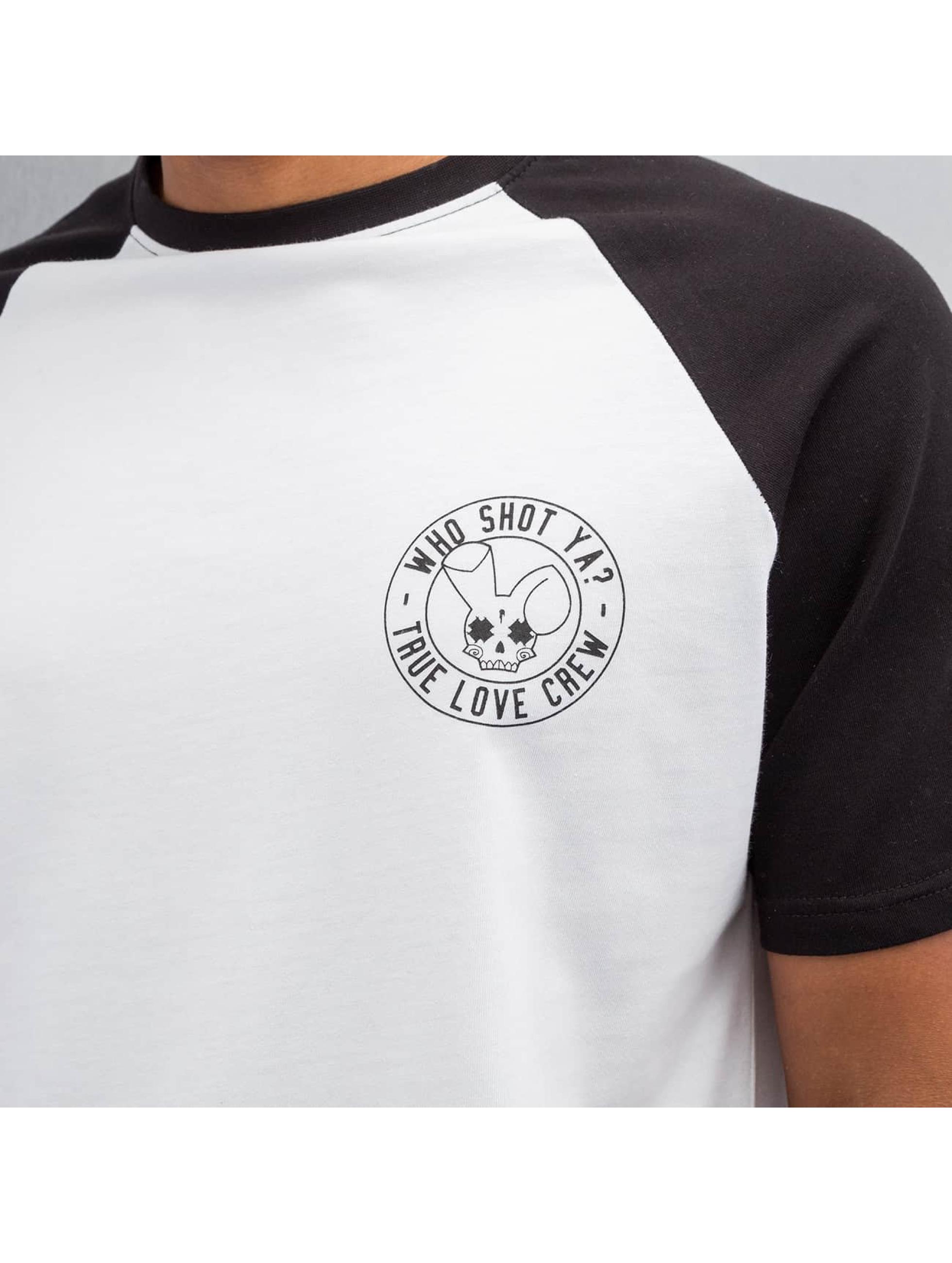 Who Shot Ya? t-shirt True Love Crew wit