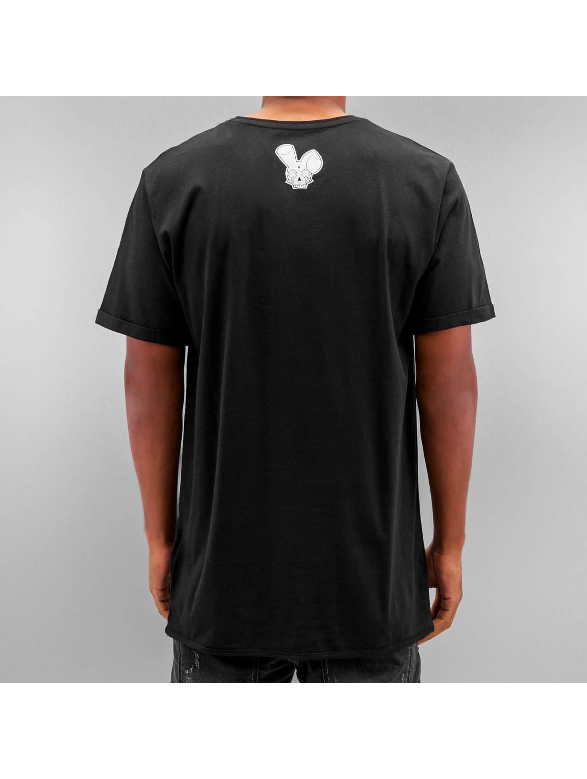 Who Shot Ya? t-shirt True Love Crew 45 zwart