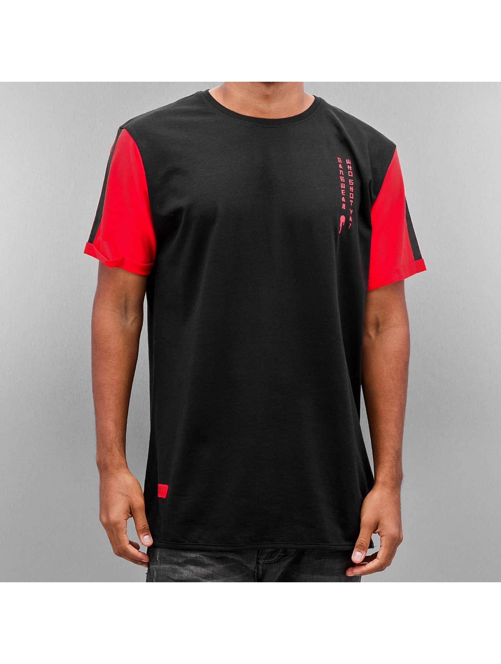 Who Shot Ya? t-shirt Dragonpower zwart