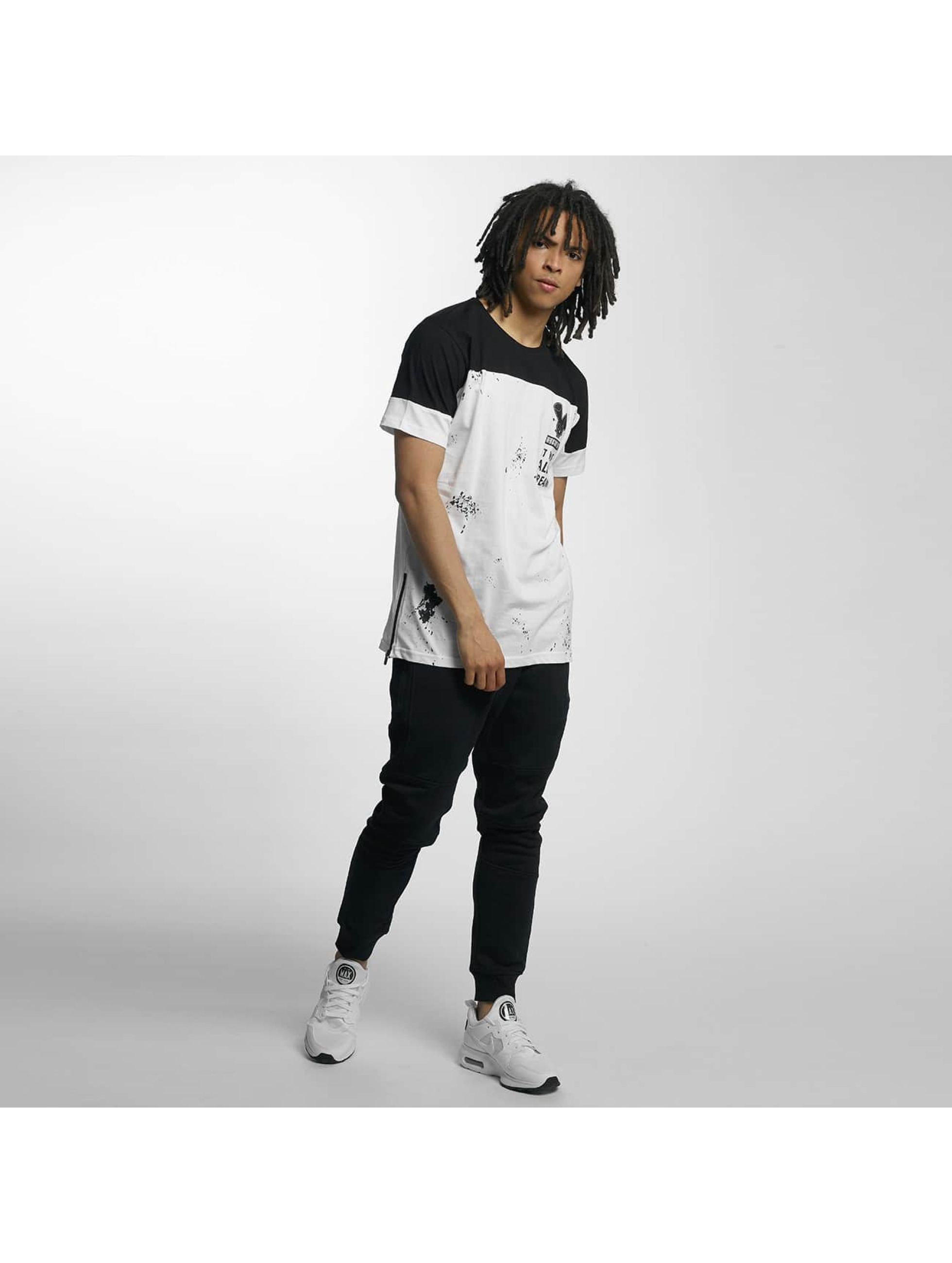 Who Shot Ya? T-skjorter Contrast hvit