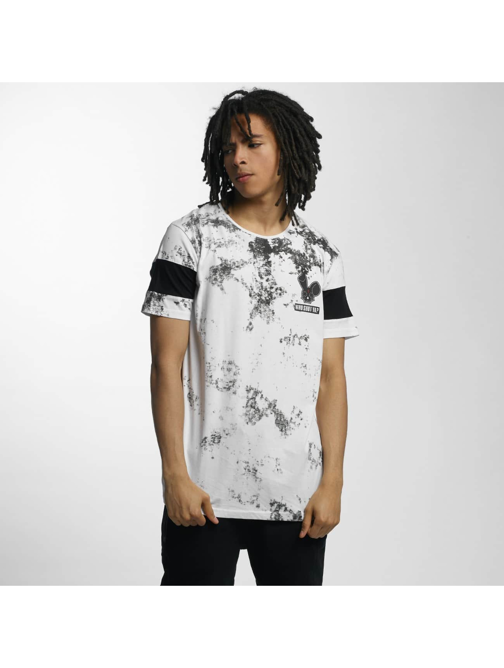 Who Shot Ya? T-skjorter Goods hvit