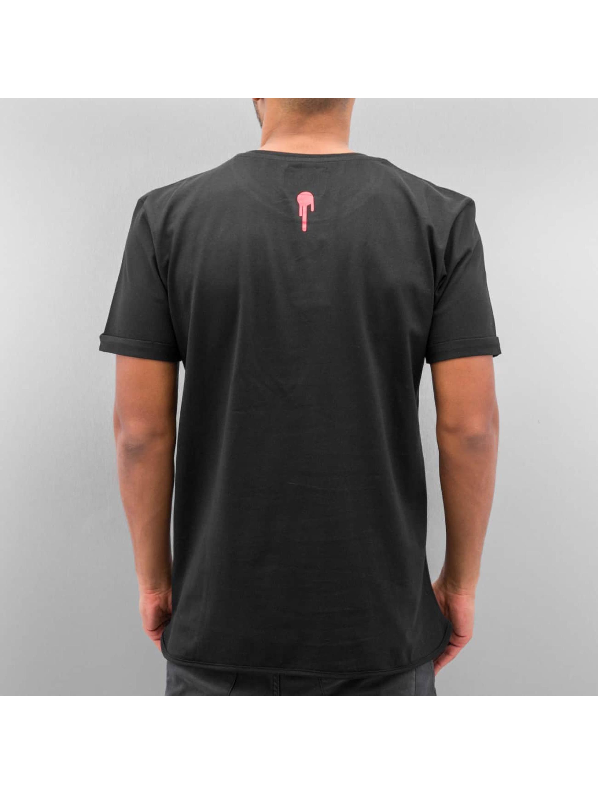 Who Shot Ya? T-skjorter Chillin-Killin svart