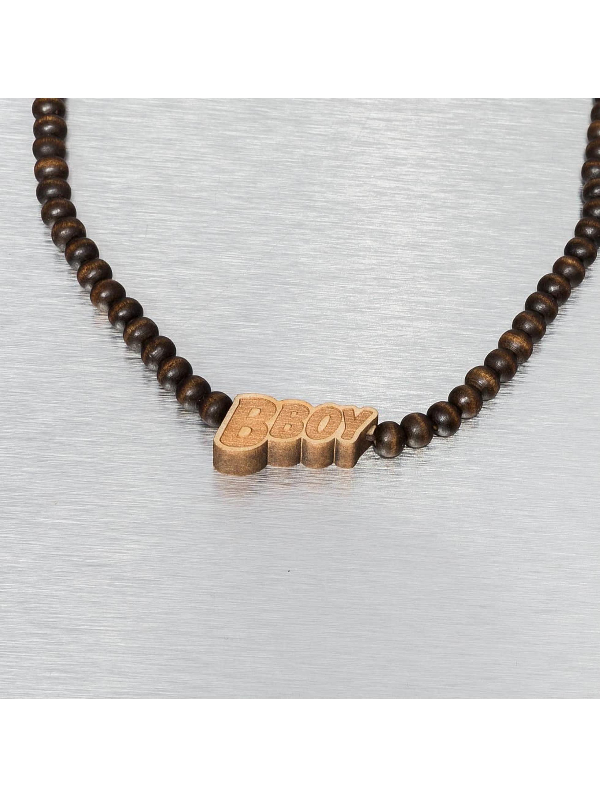Wood Fellas Цепочка Wood Fellas Bboy коричневый