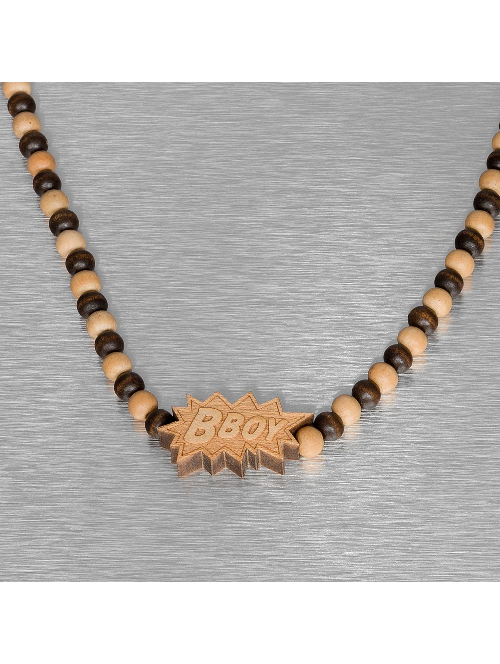 Wood Fellas Collier BBoy Flash beige