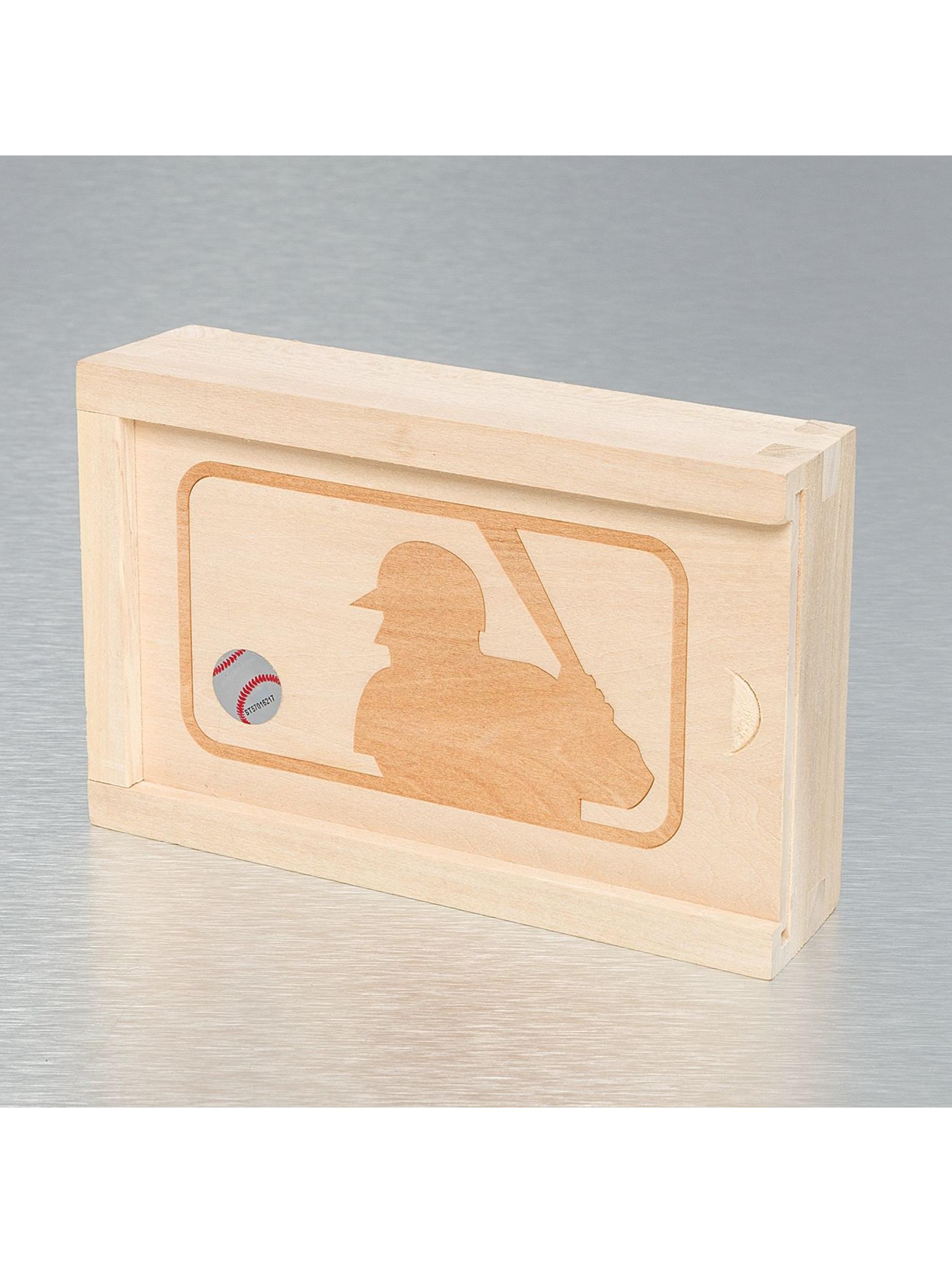 Wood Fellas Collier MLB Wood Fellas NY Yankees bleu