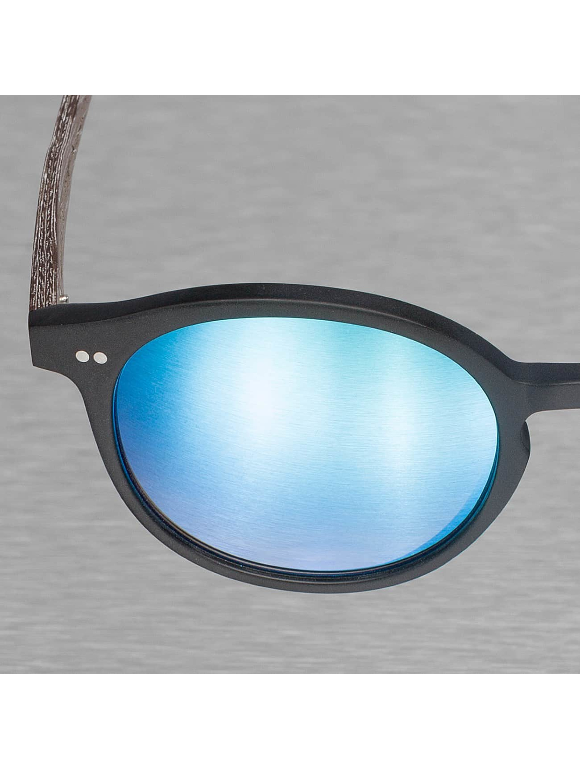 Wood Fellas Eyewear Sonnenbrille Eyewear Solln Polarized Mirror schwarz
