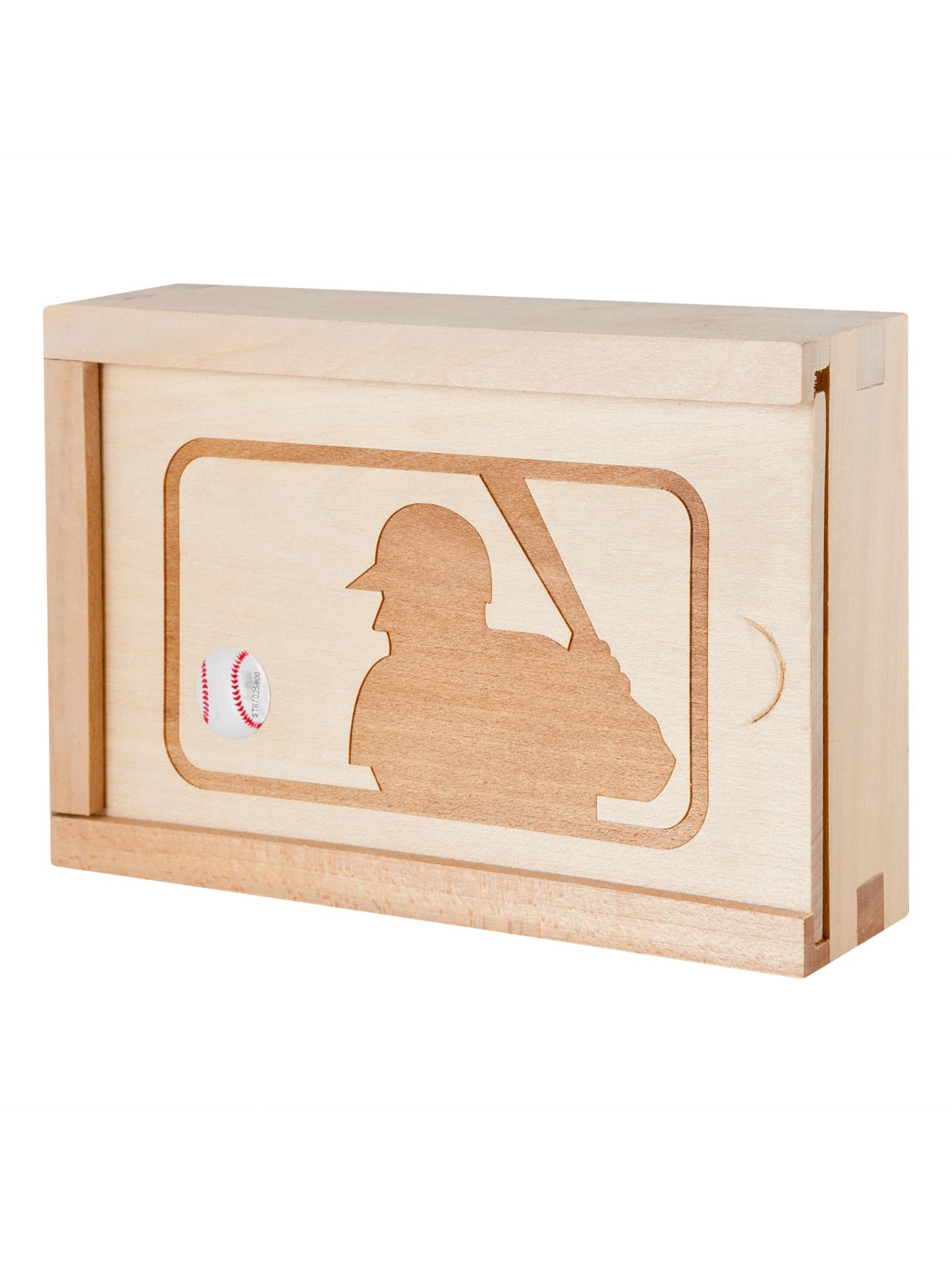 Wood Fellas Kaulaketjut MLB Oakland Athletics Team vihreä