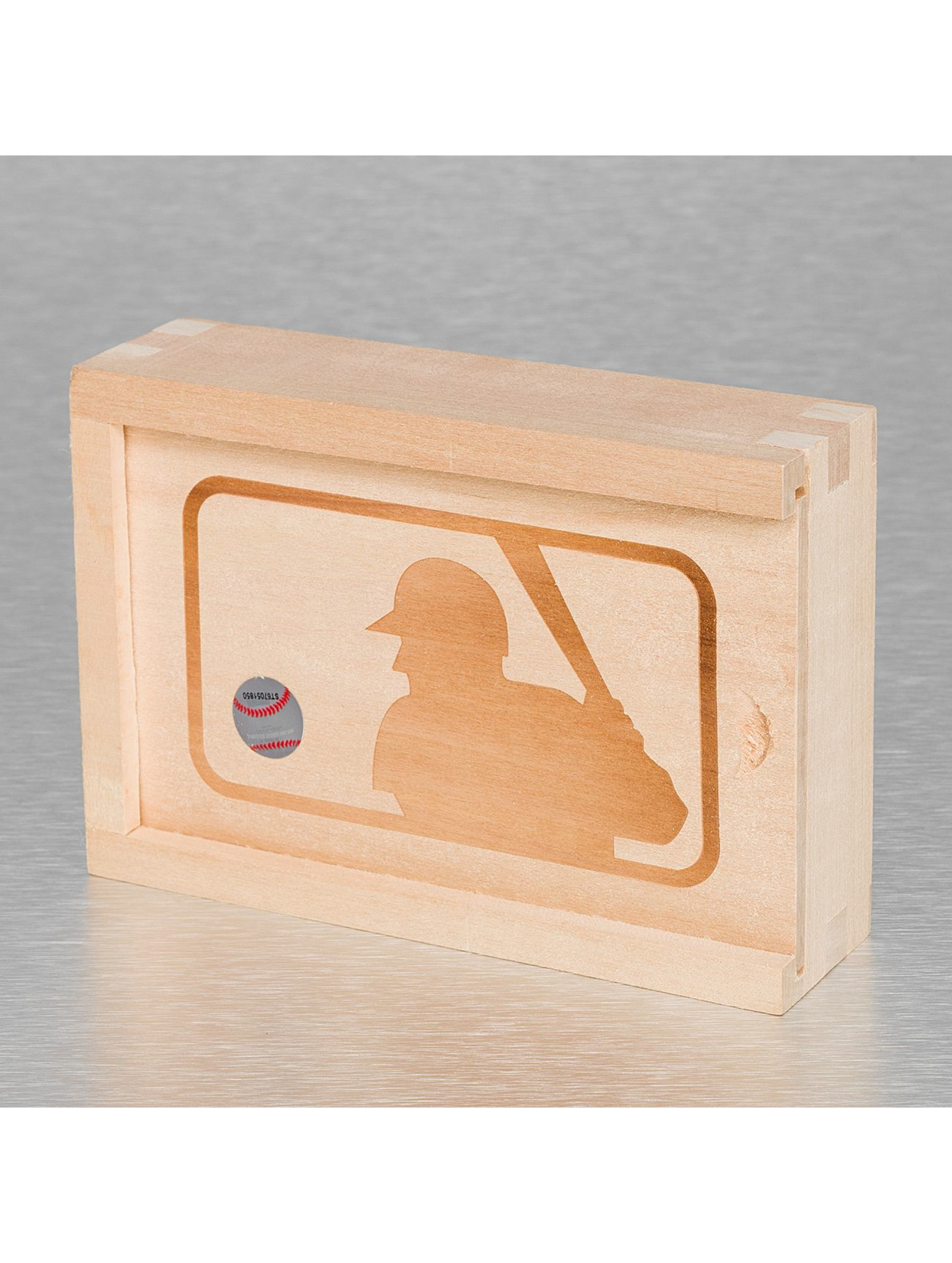 Wood Fellas Kette MLB Oakland Athletics Team grün