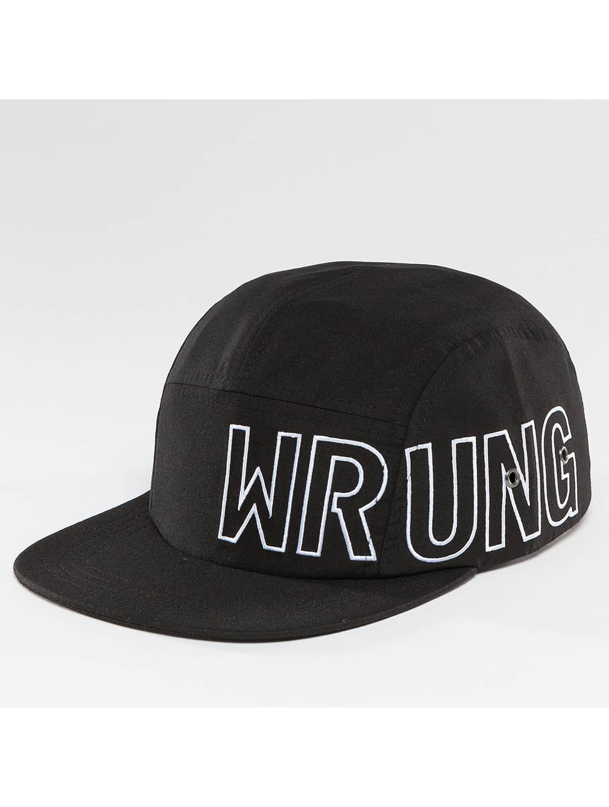 Wrung Division 5 Panel Caps Side sort