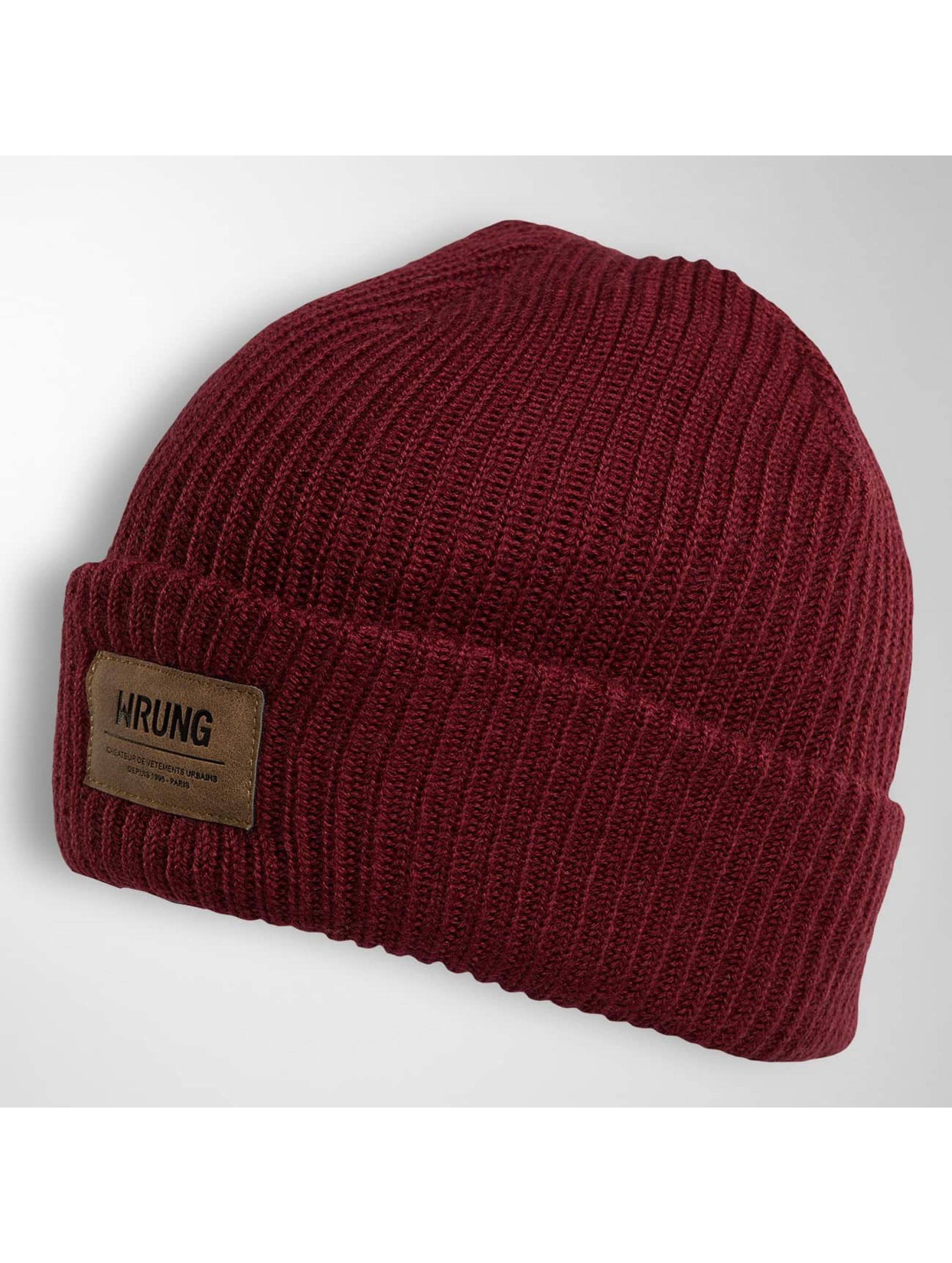 Wrung Division Bonnet Murphy rouge