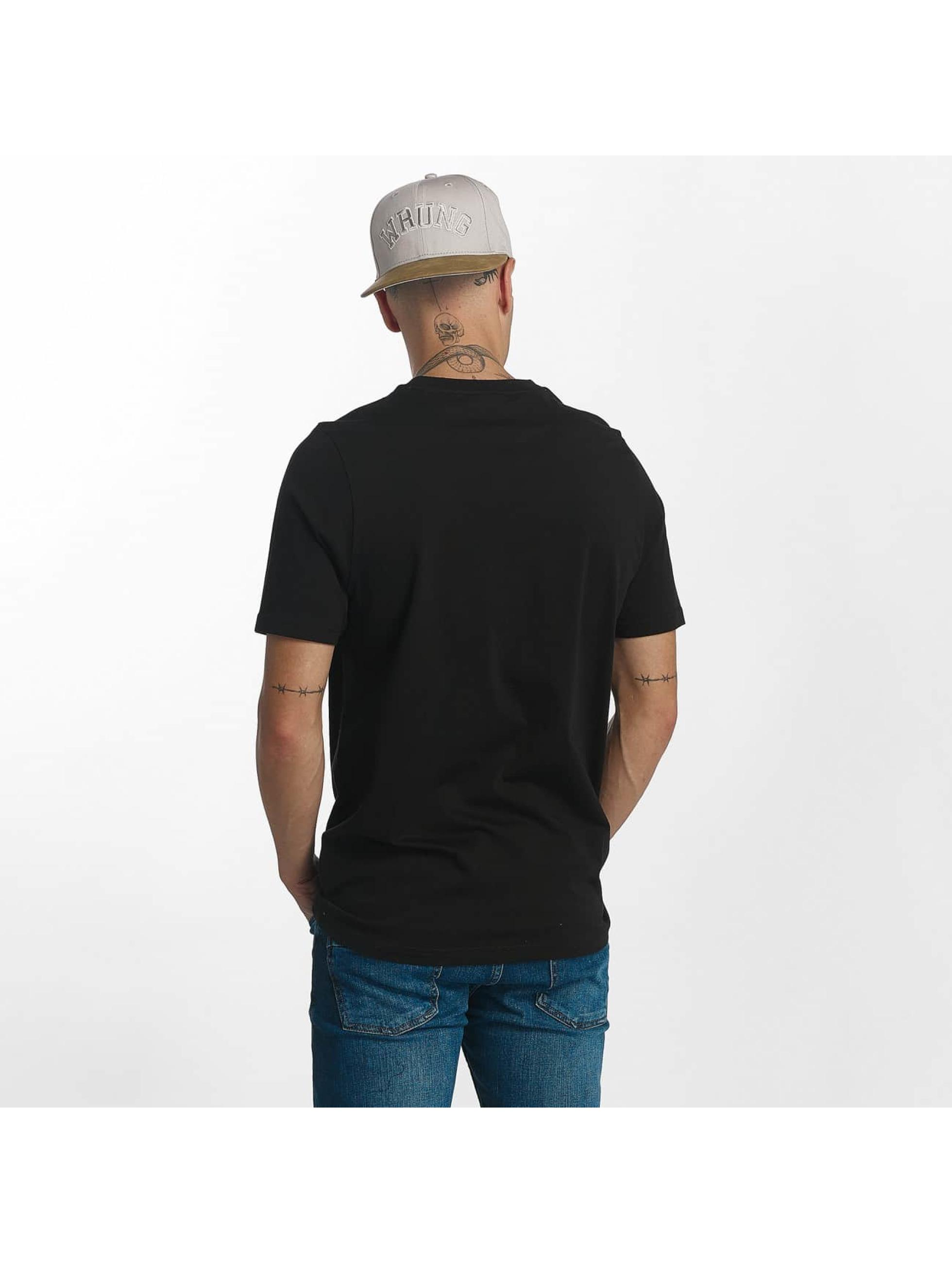 Wrung Division Camiseta Original negro