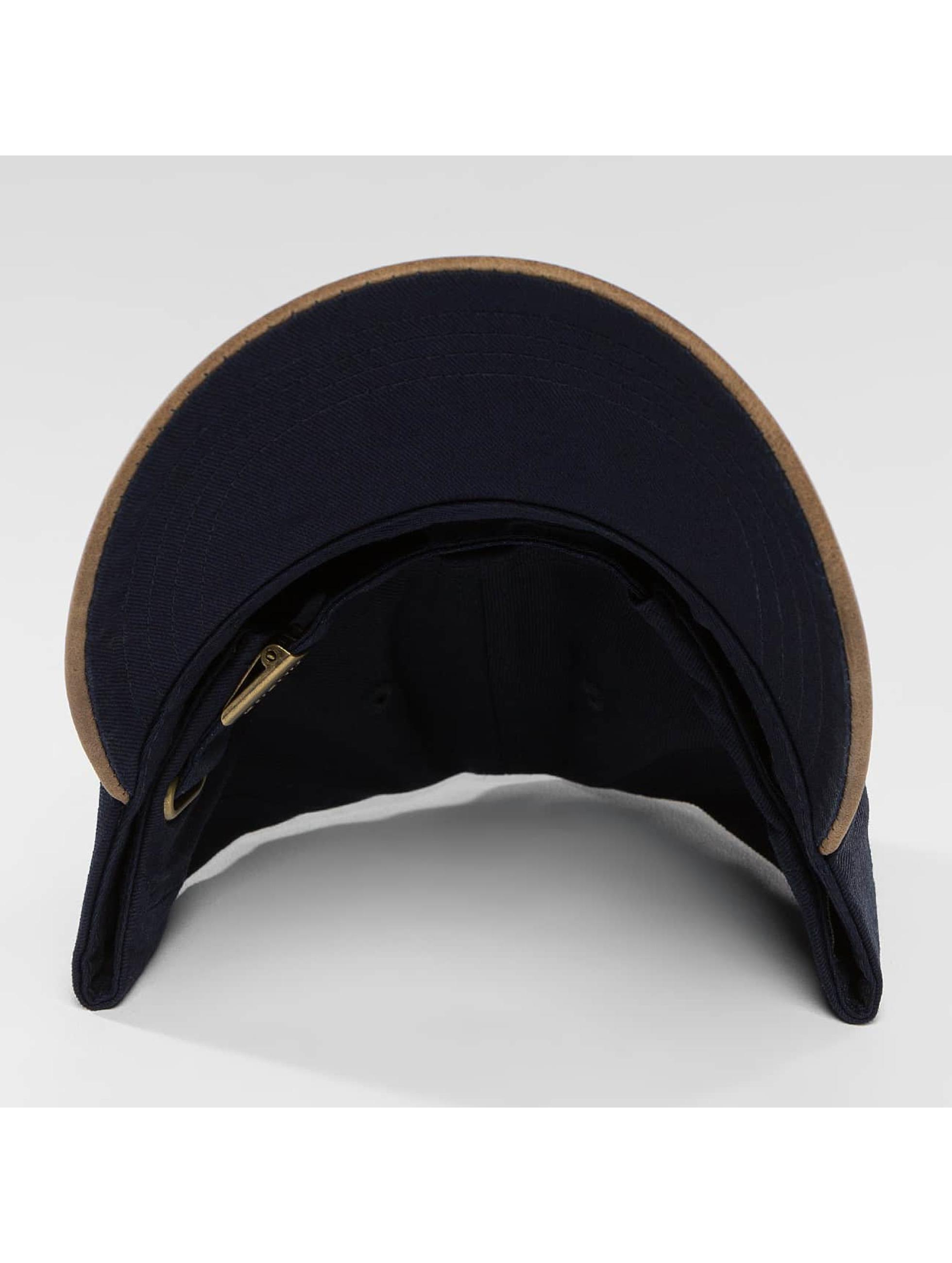 Wrung Division Casquette Snapback & Strapback Duke bleu